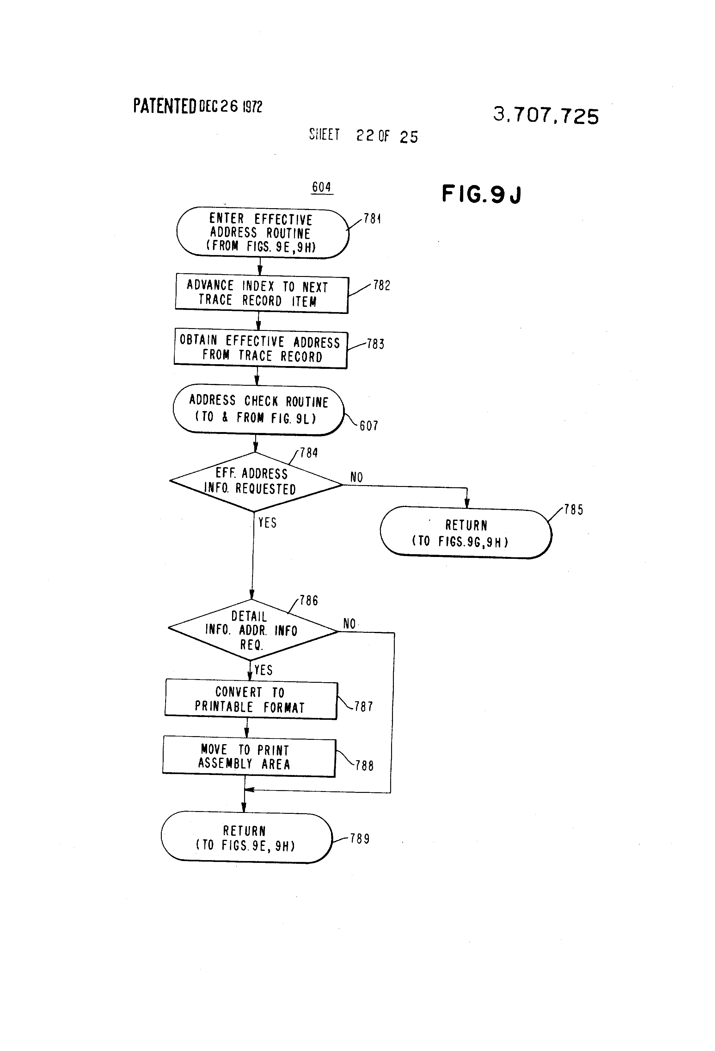 Patent Us  Program Execution Tracing System Improvements  Patent Drawing