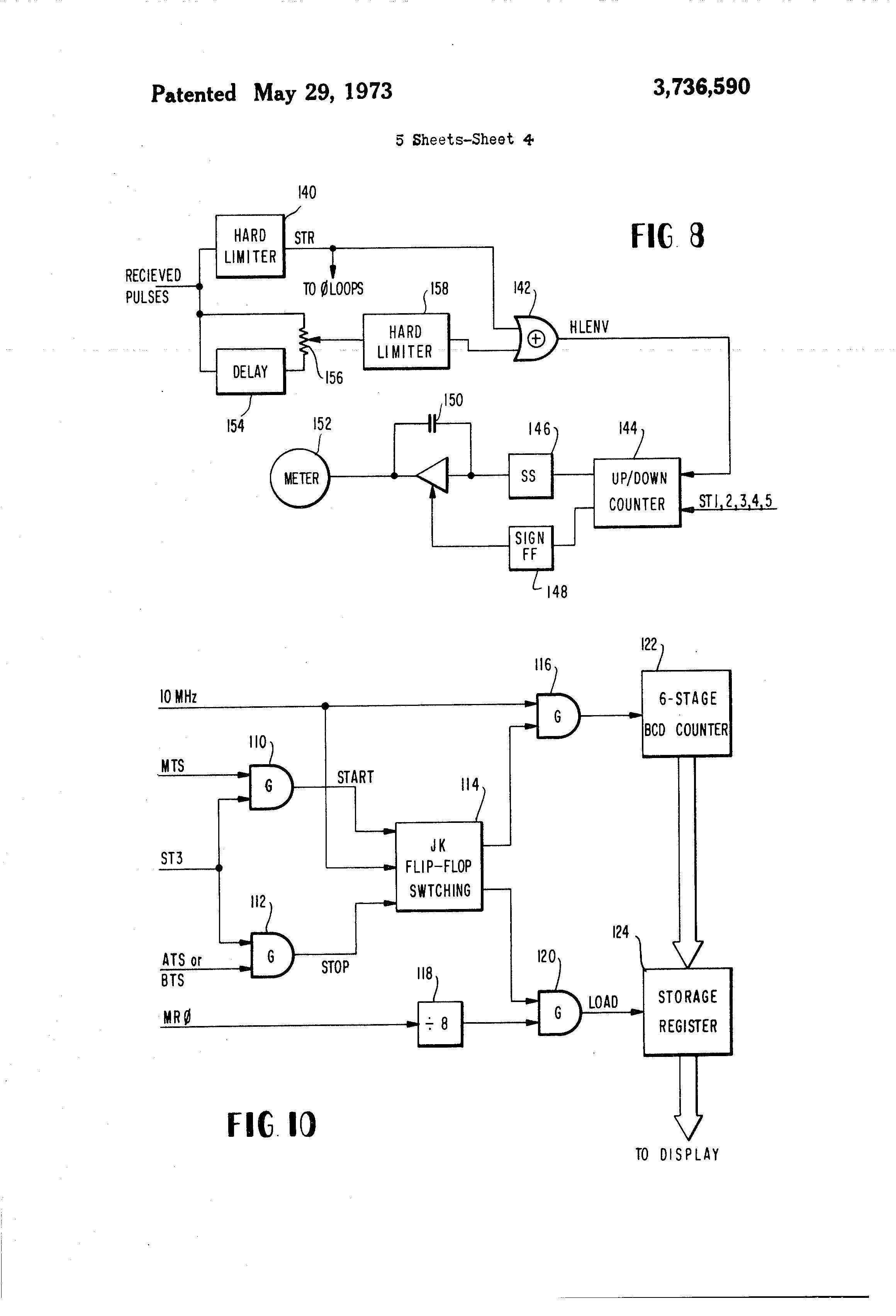Patent Us3736590 - Loran-c Receiver