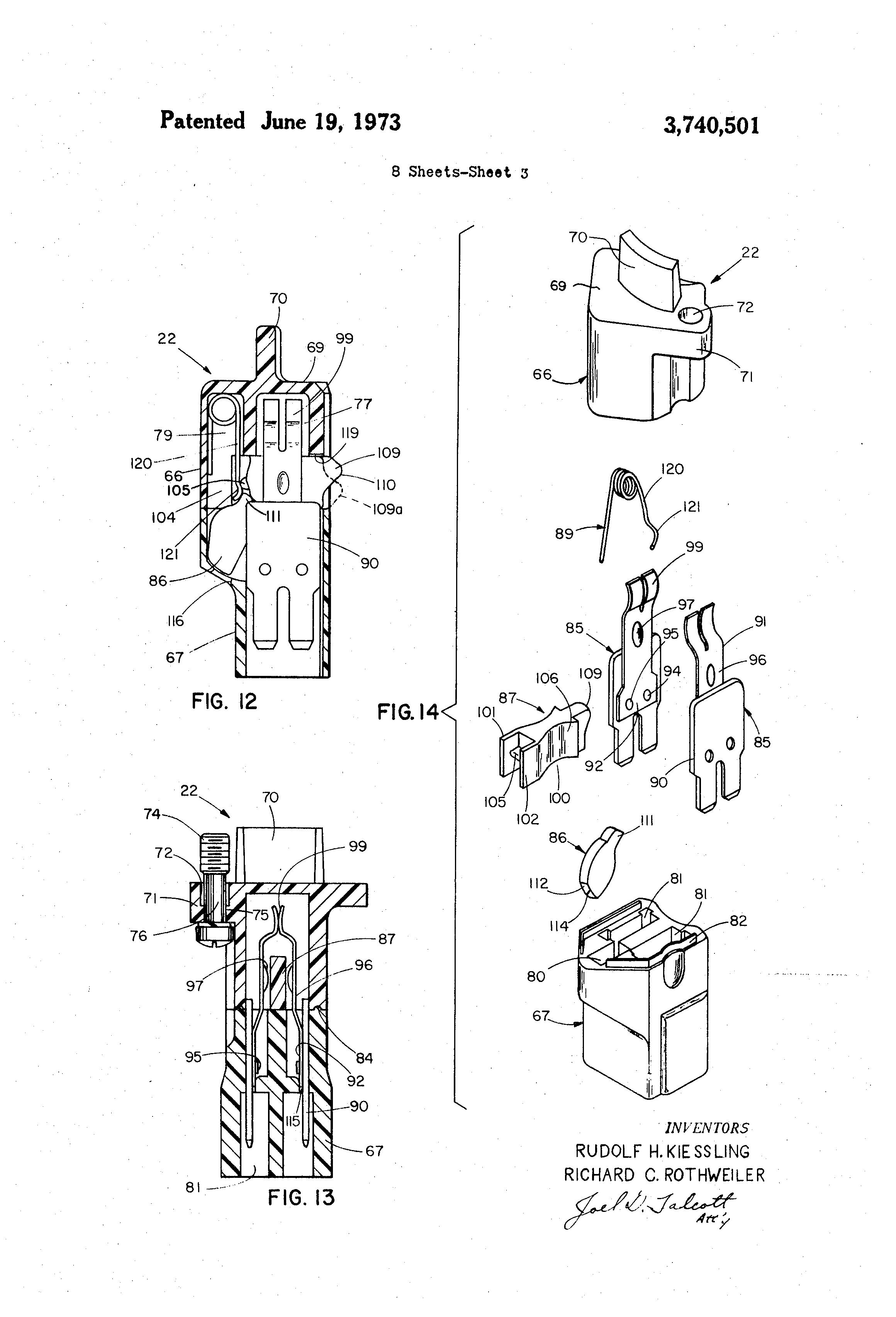 patent us3740501