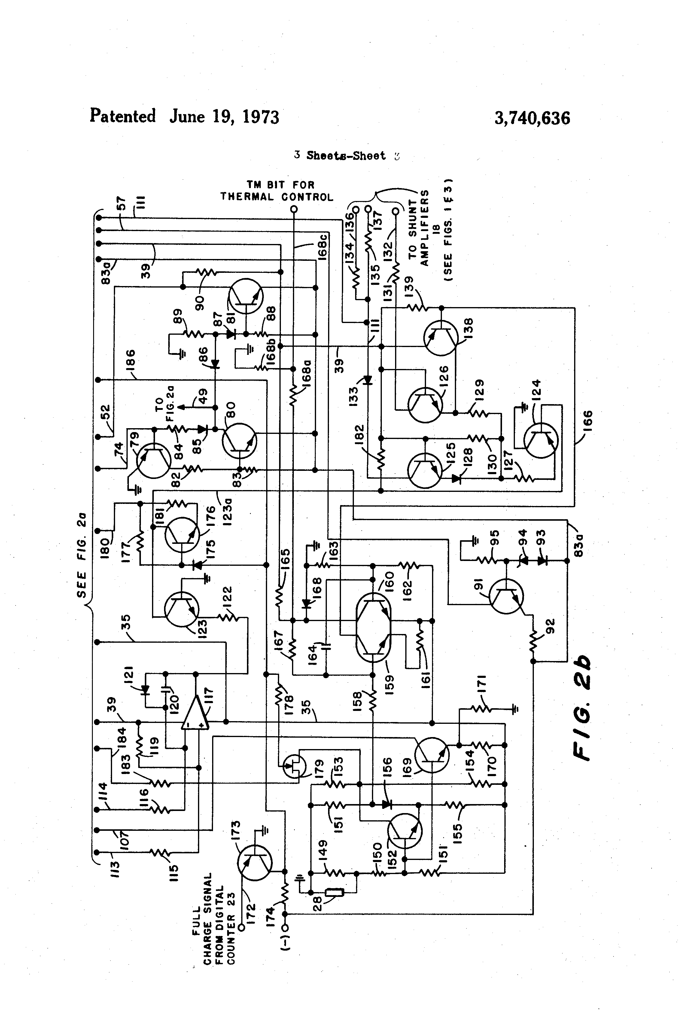 patent us3740636  battery system control