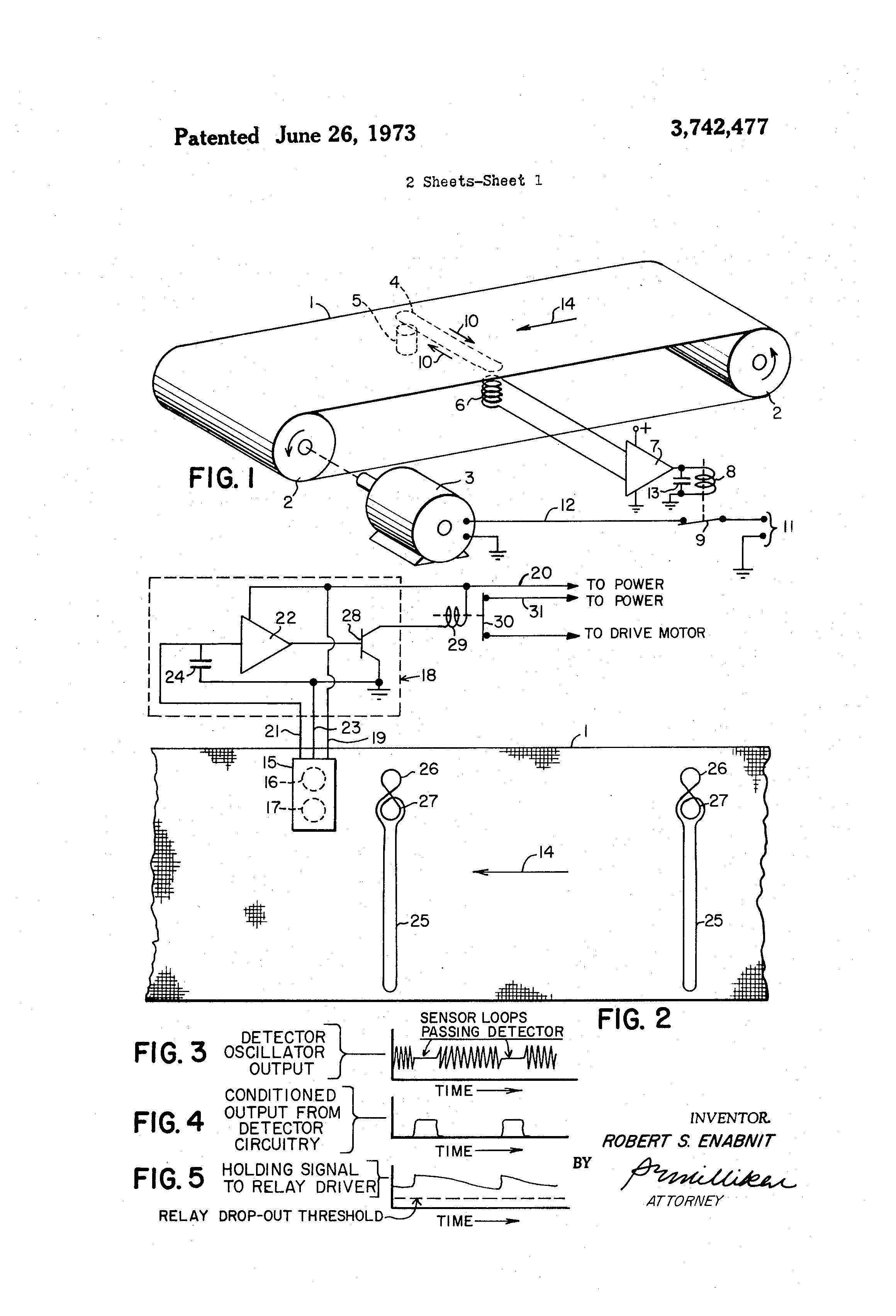 patent us3742477