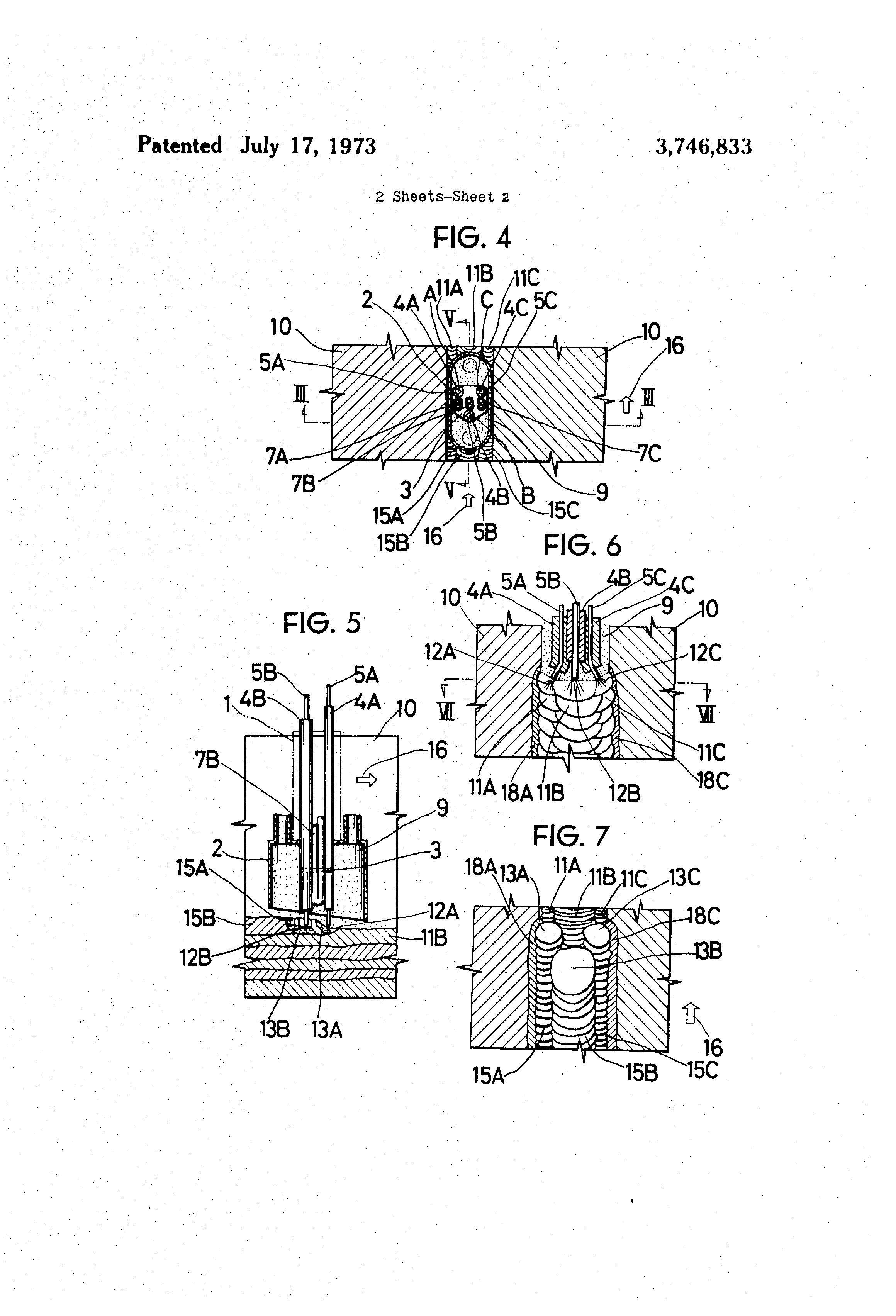 patent us3746833