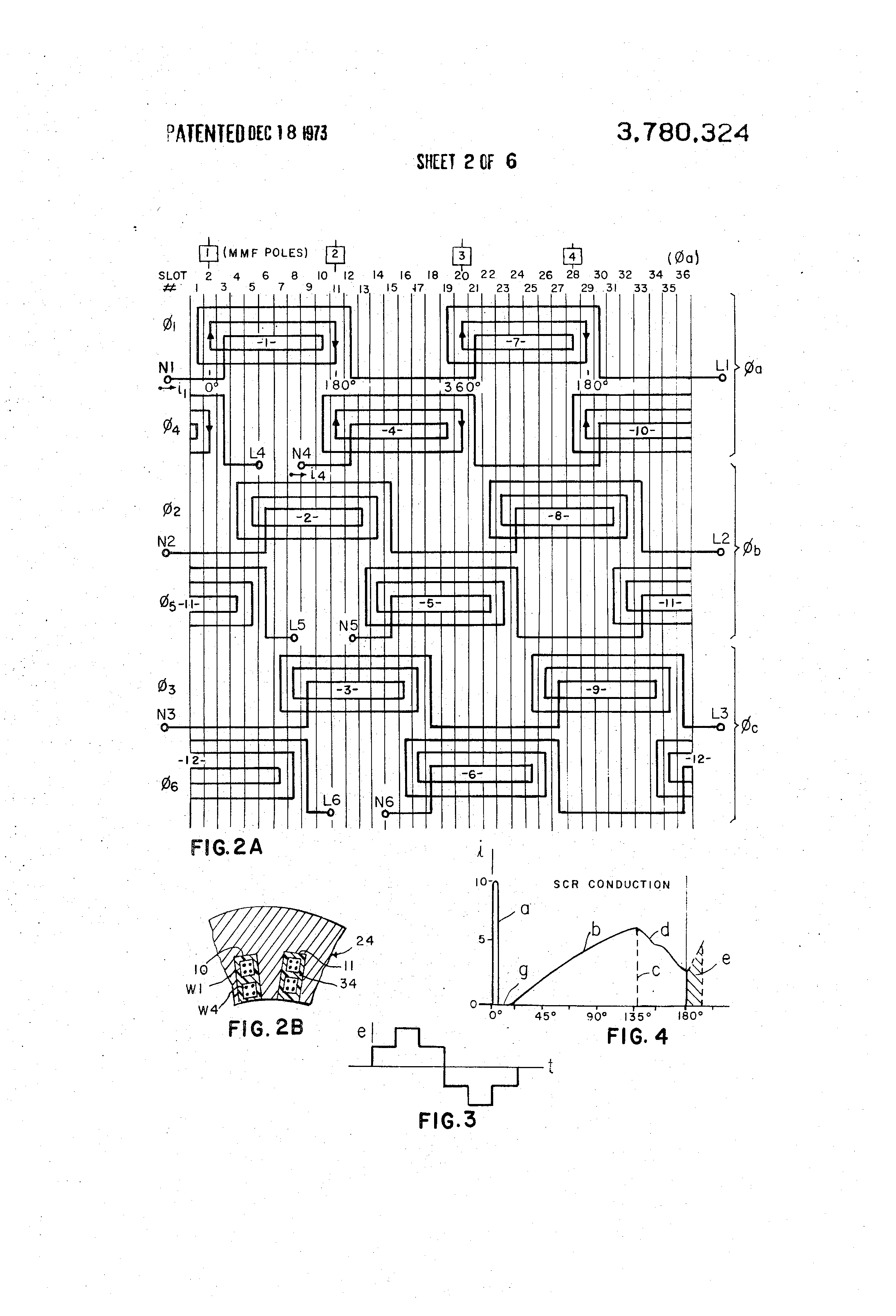 Patente Us3780324 Adjustable Speed Induction Motor System Google Ac Picture Control Of Using Scr Moreover Patent Drawing
