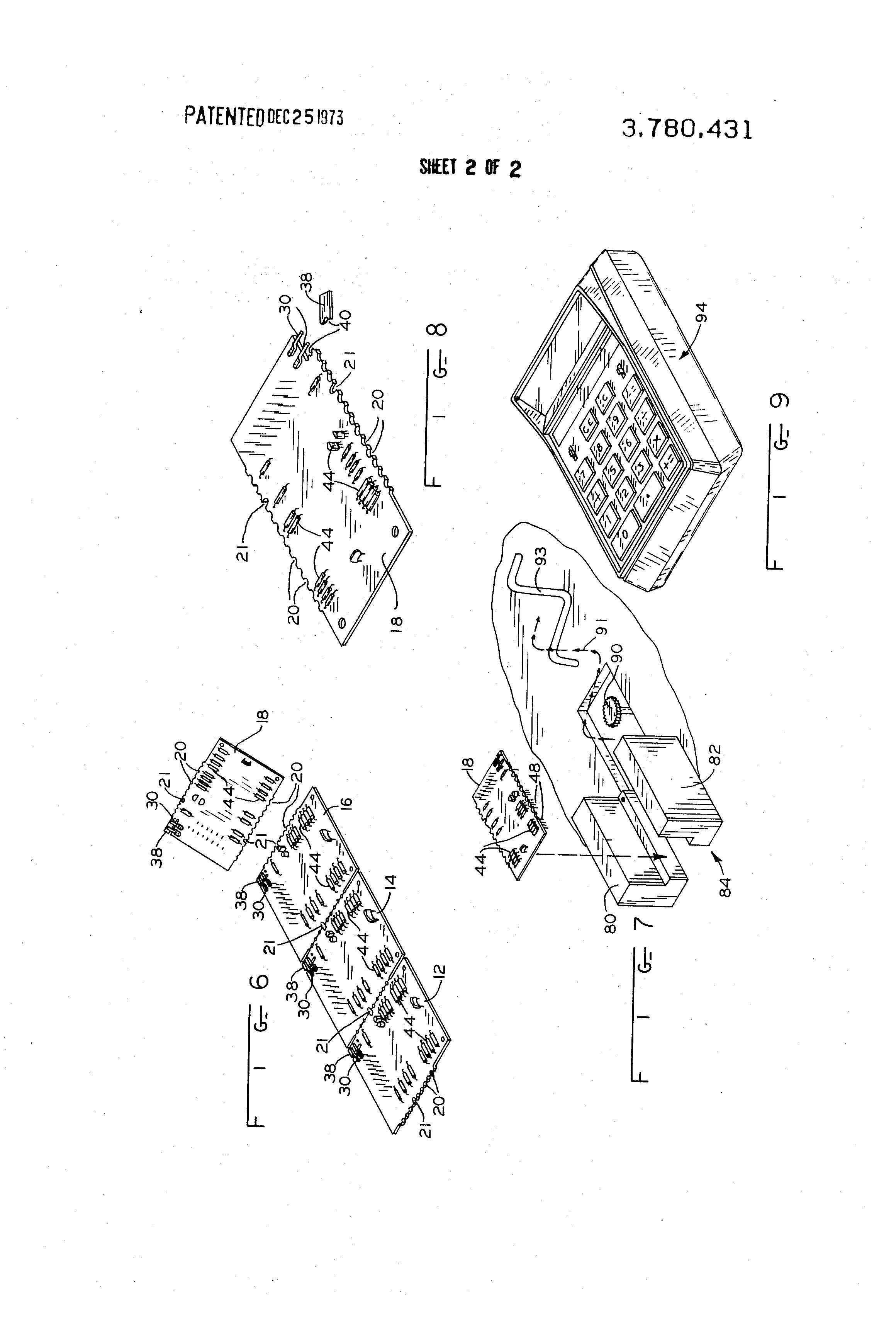 patent us3780431