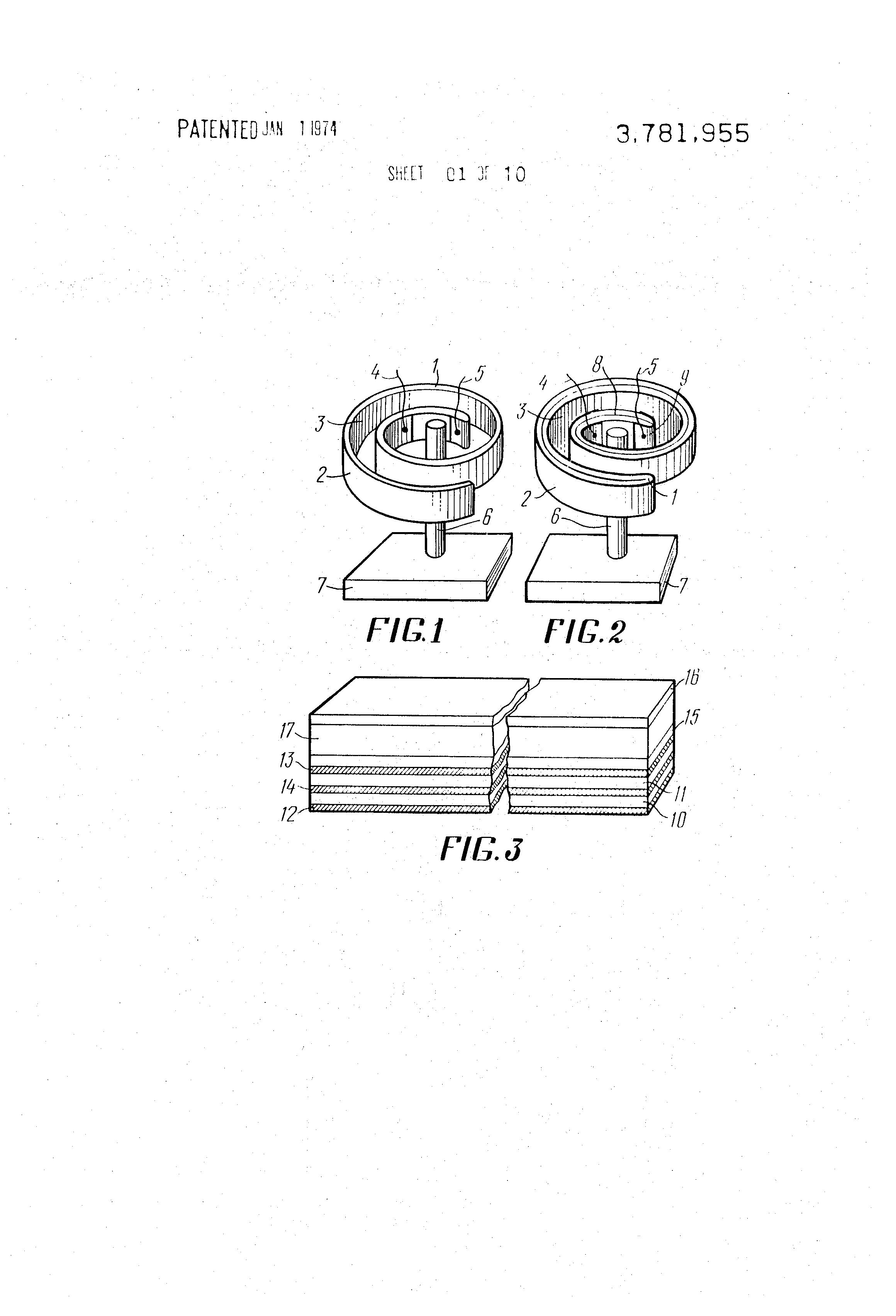 Patent Us3781955 Method Of Making A Piezoelectric Element Google Rod Piezo Wiring Diagrams Drawing