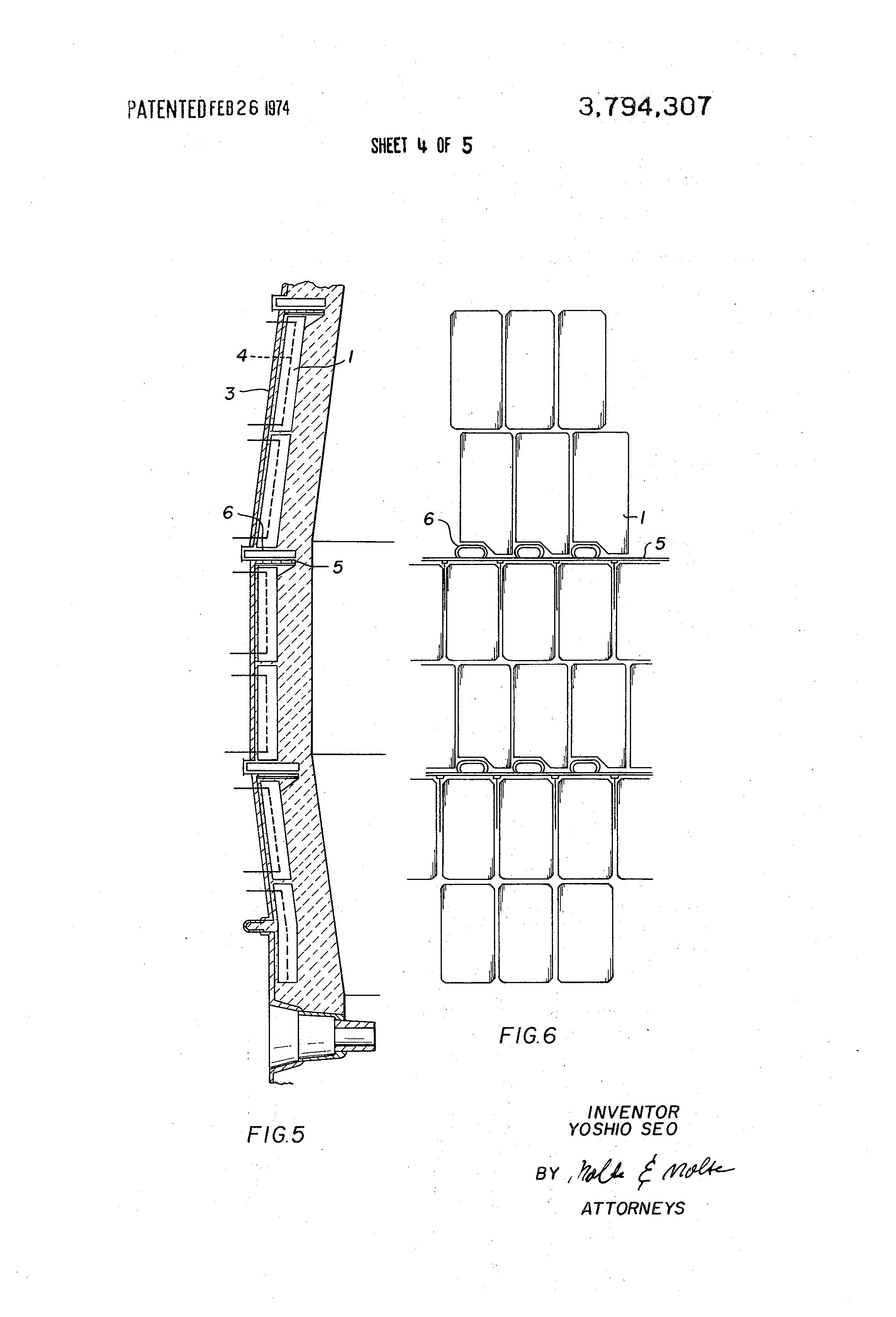 Cooling system for blast furnace essay