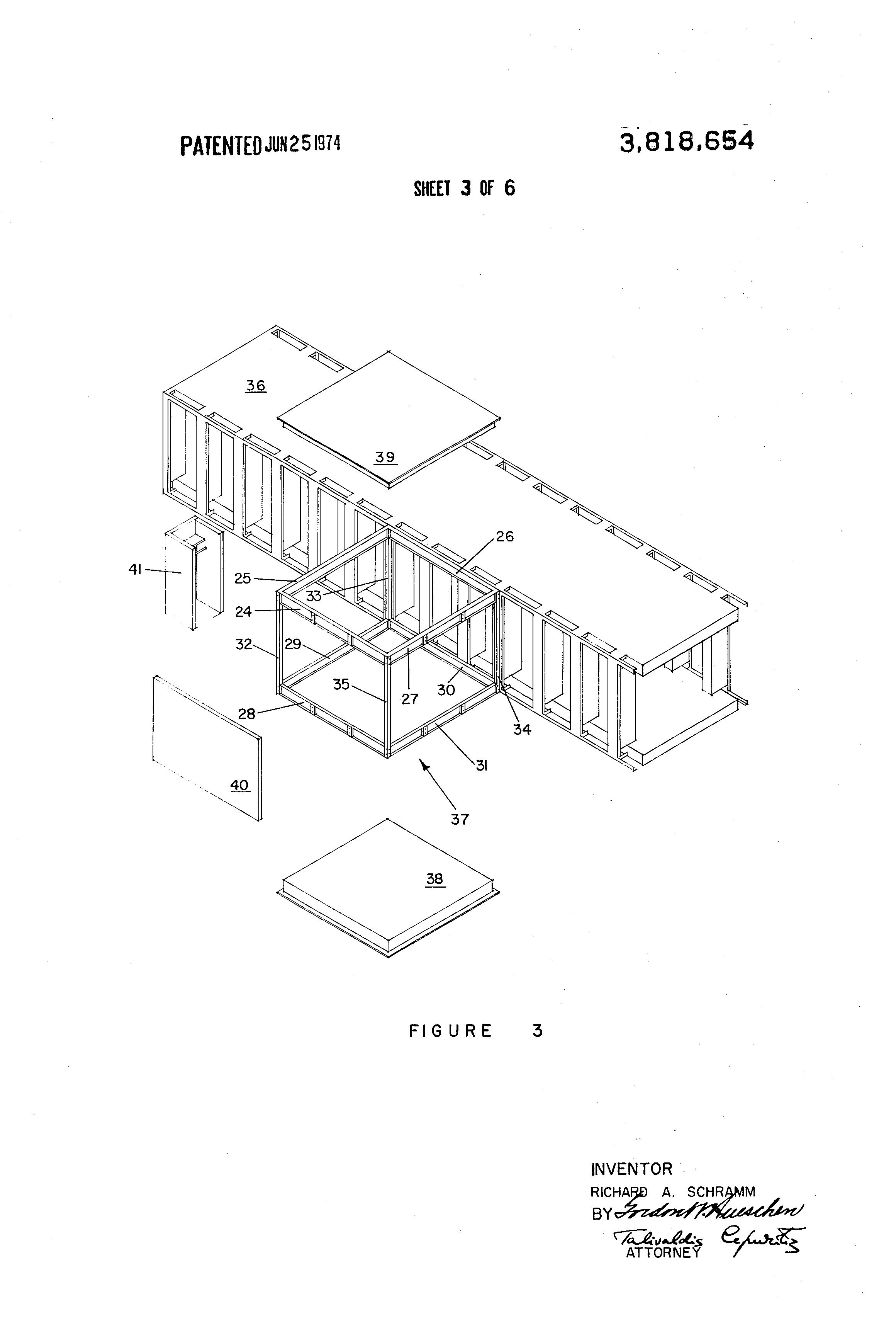 patent us3818654