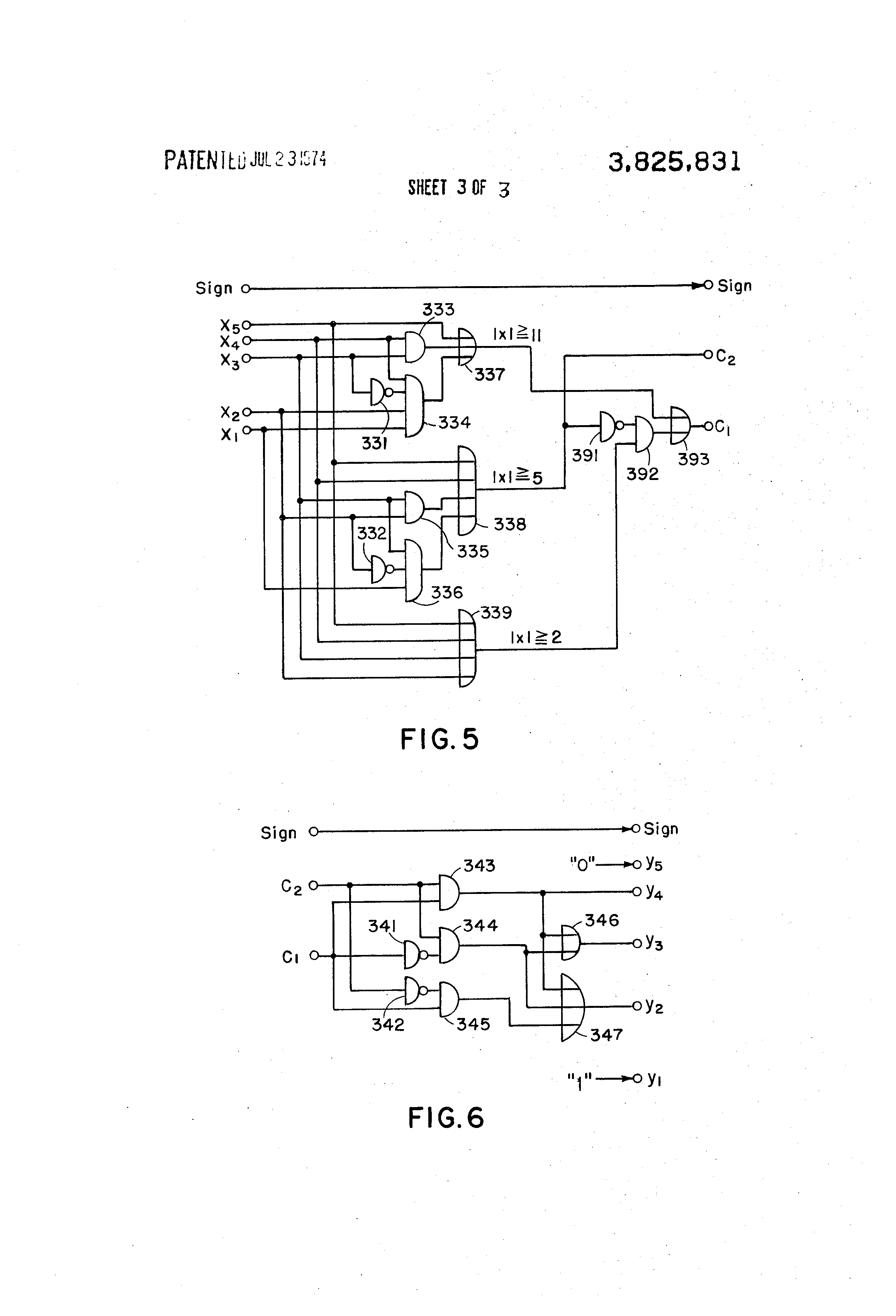 Brevet US3825831 - Differential pulse code modulation