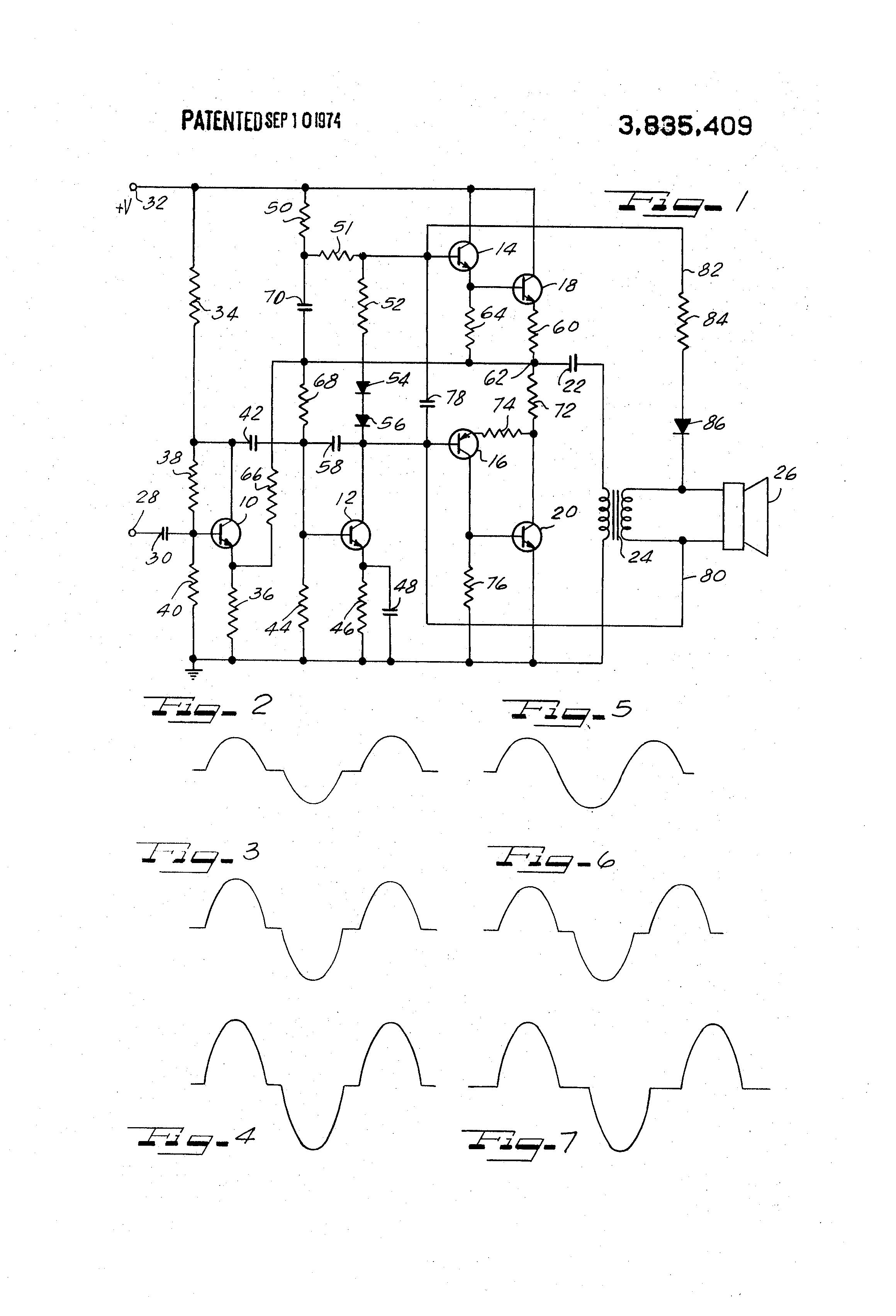 patent us3835409