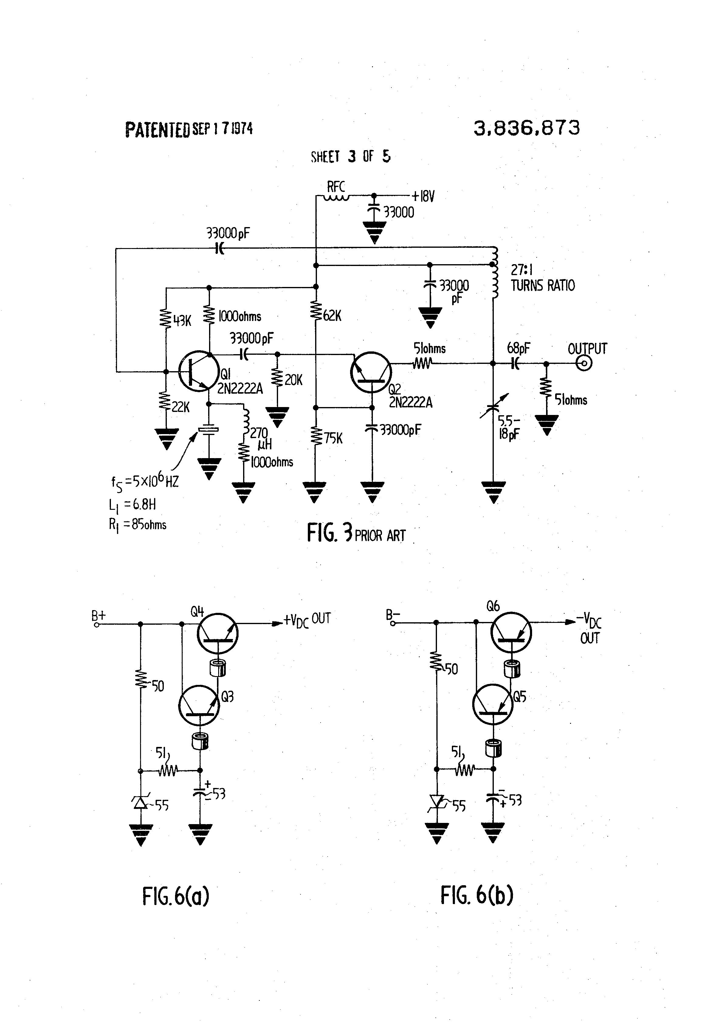 Transistor Bc547 Datasheet further Wahped additionally US3836873 moreover Semiconductor Symbols also EL 20TRANSISTOR. on transistor biasing