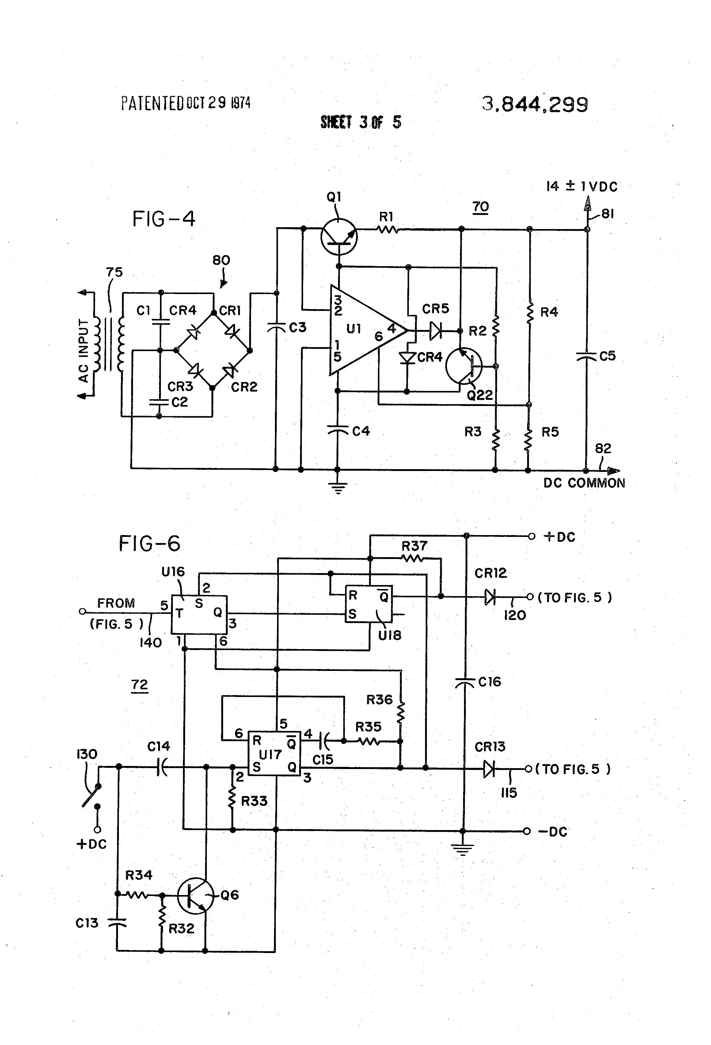 US3844299 3 patent us3844299 control circuit for dishwasher google patents Hobart Oven Wiring Diagram at gsmx.co