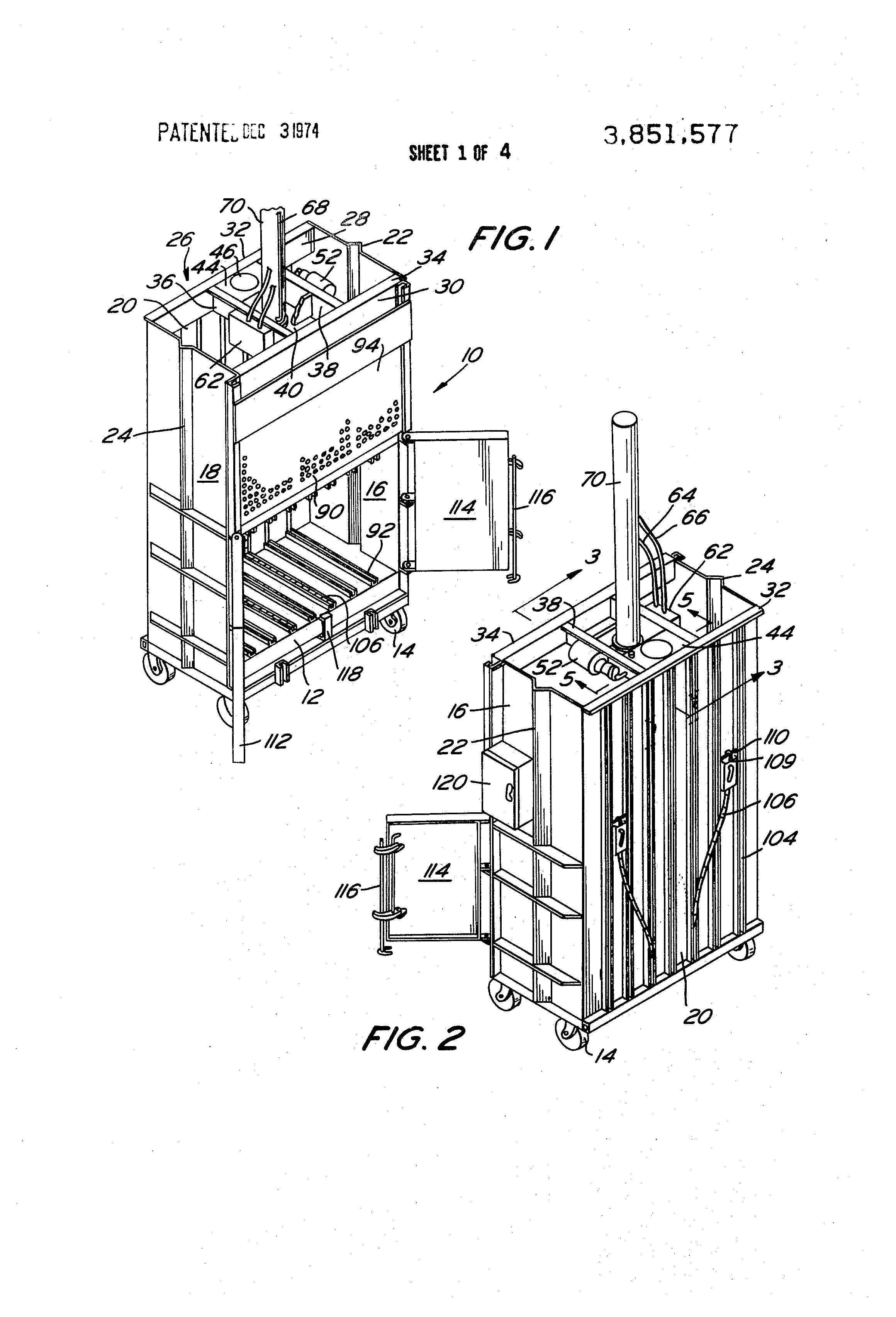 US3851577 1 patent us3851577 vertical baler google patents piqua baler wiring diagram at eliteediting.co