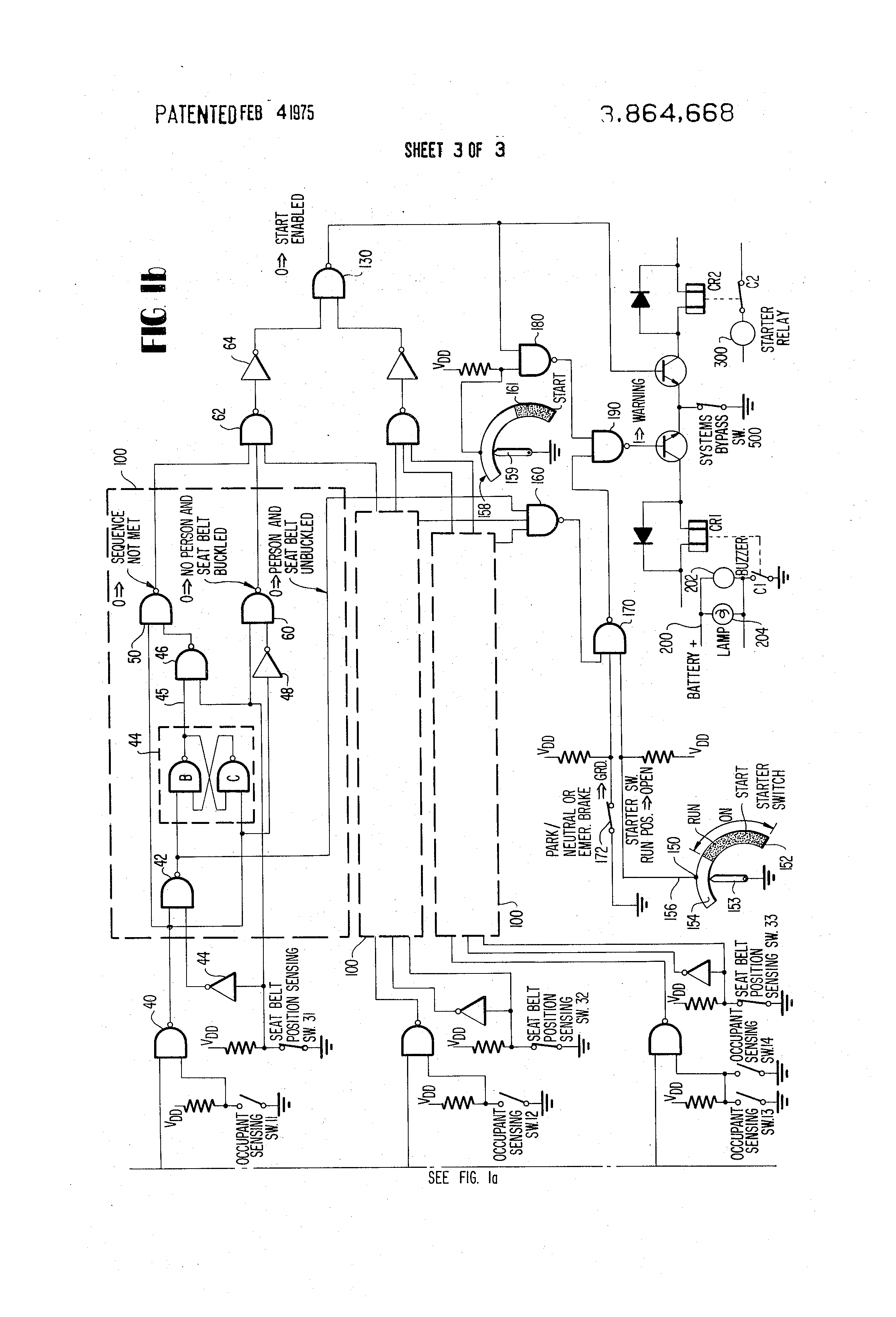 Patent Us3864668