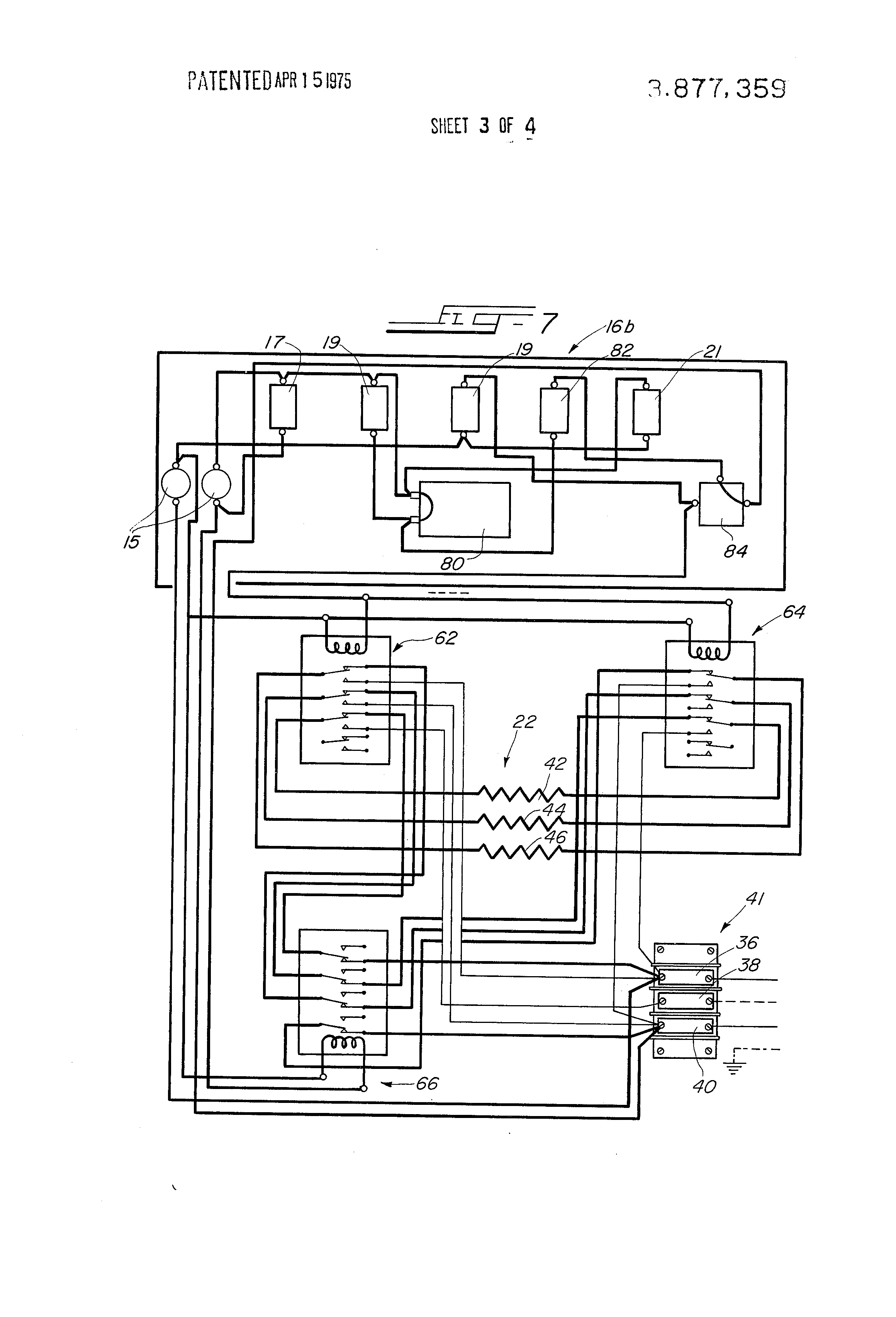 Patent Us3877359 - Electric Deep Fat Fryer With Controlled Heat During Start-up