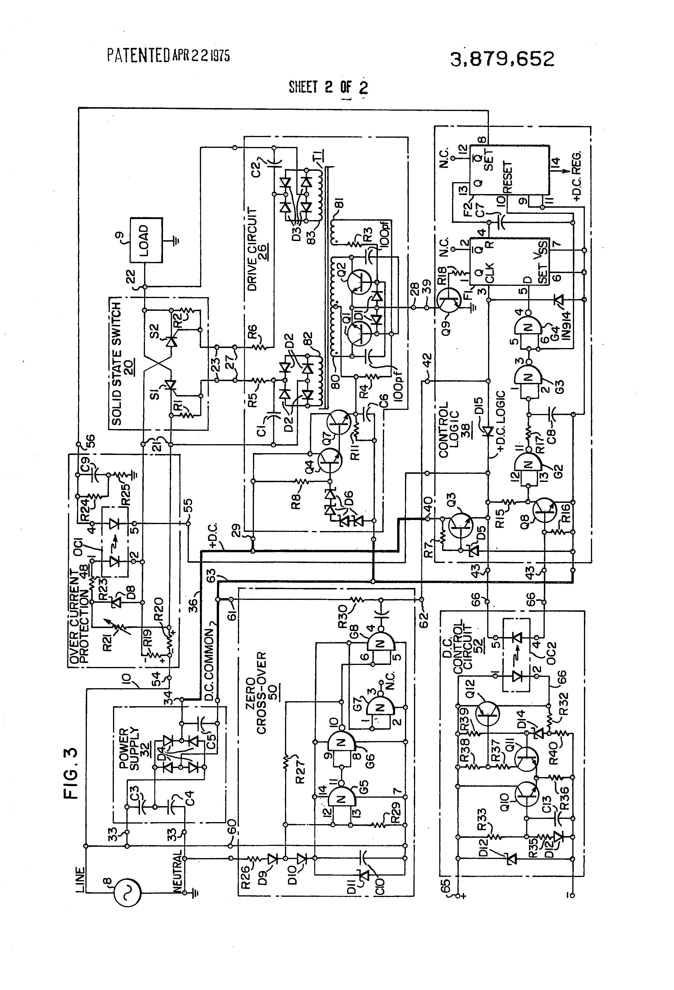 patent us3879652