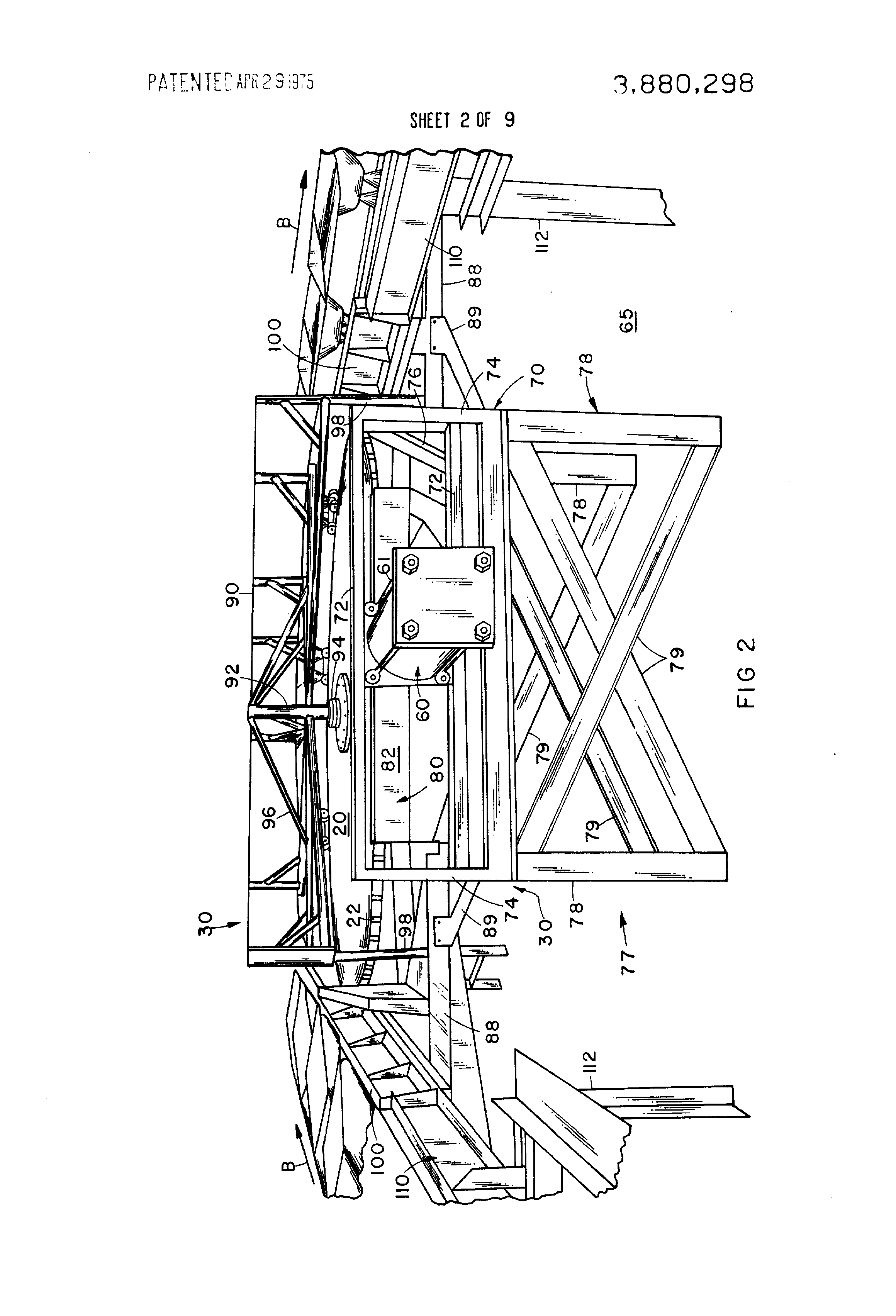 Patent Us3880298 Sorting Conveyor Control System