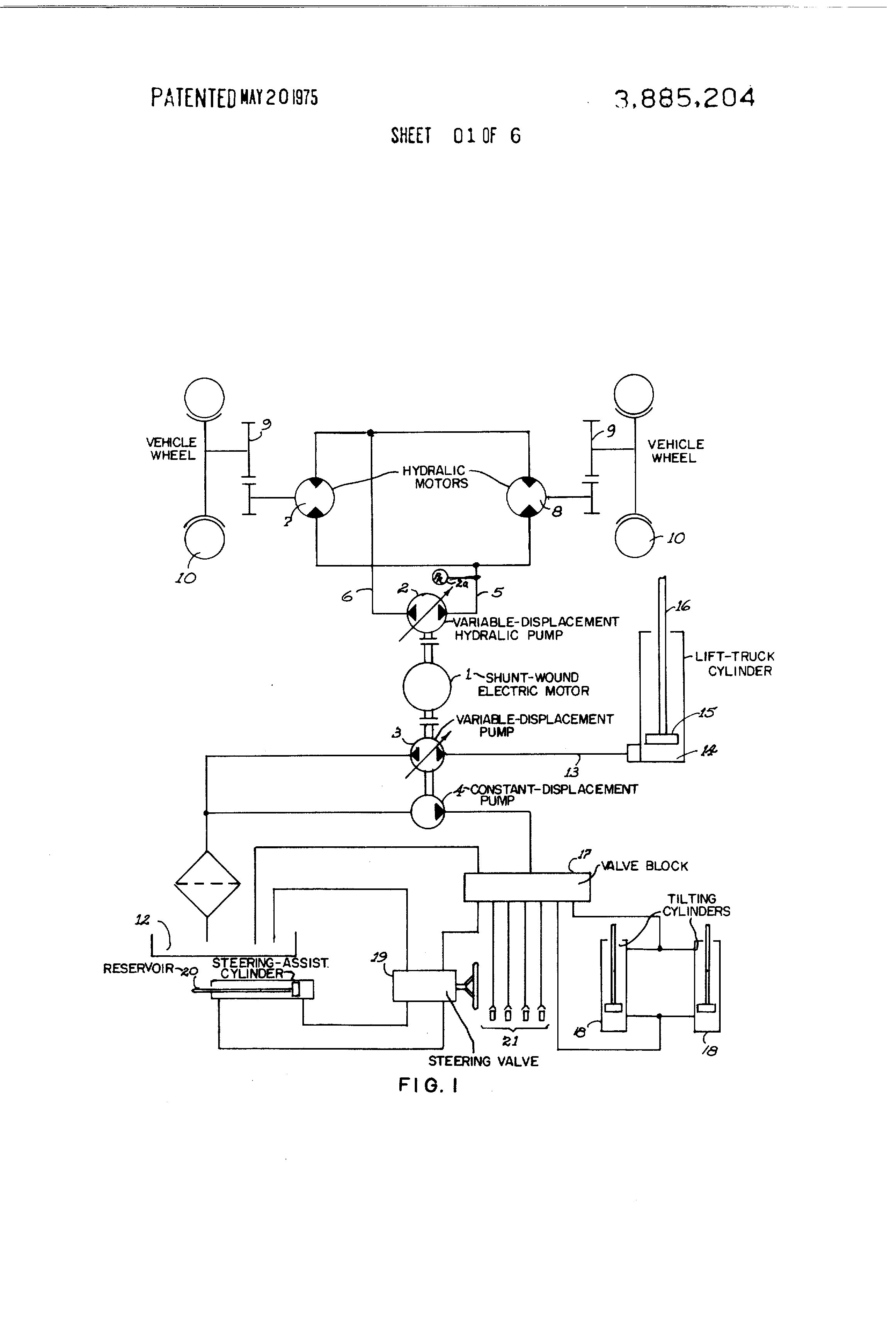 Patent US Drive Arrangement Using Electric Motor With - Neutral displacement relay working principle