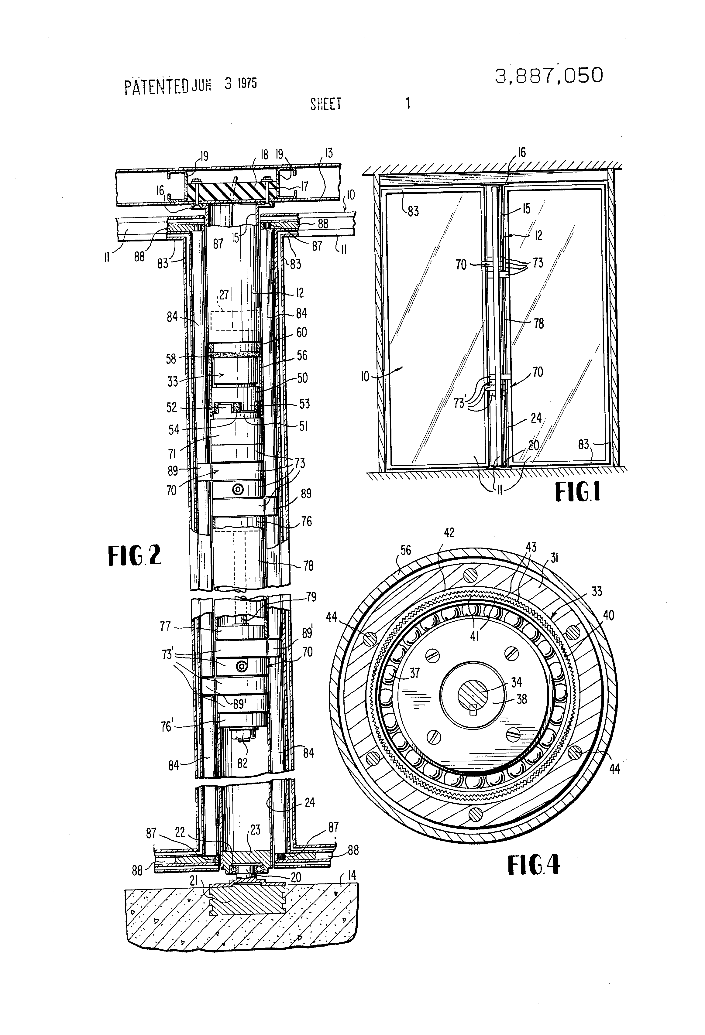 Patent Us3887050 Gearing With Centrifugal Brake For