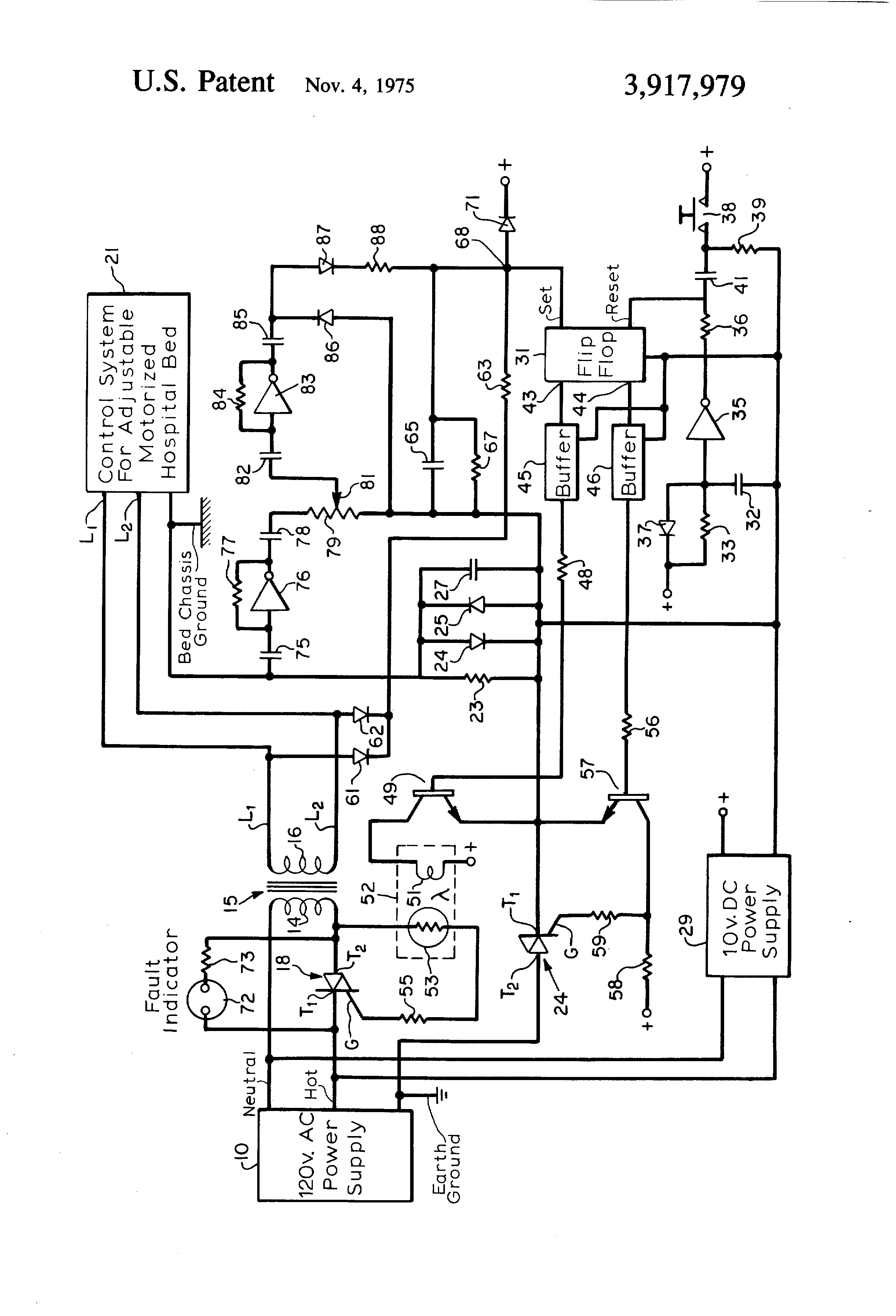 Converting A Low Voltage Ac Wiring Circuit To A Google Patents