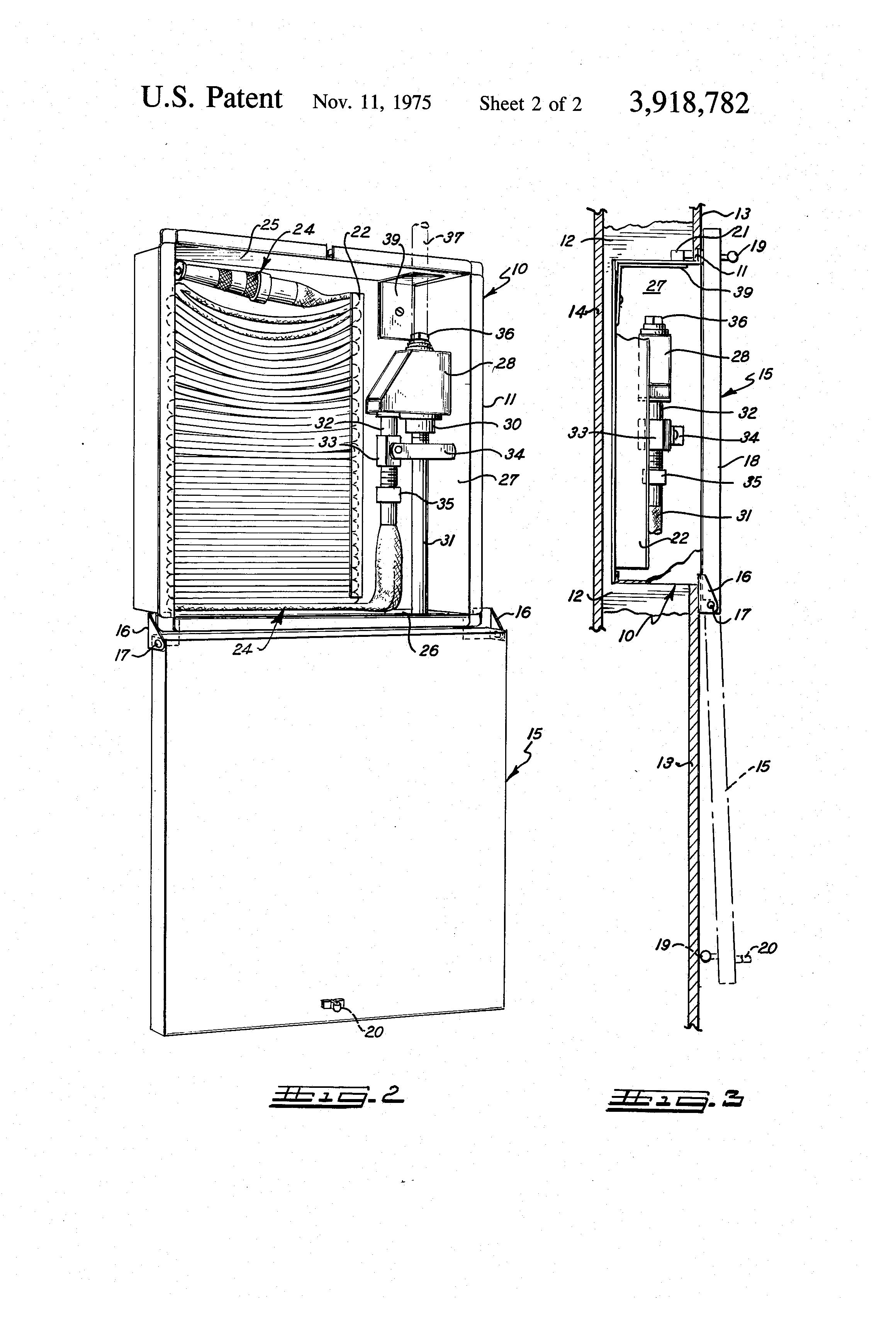 kitchen cabinet concrete