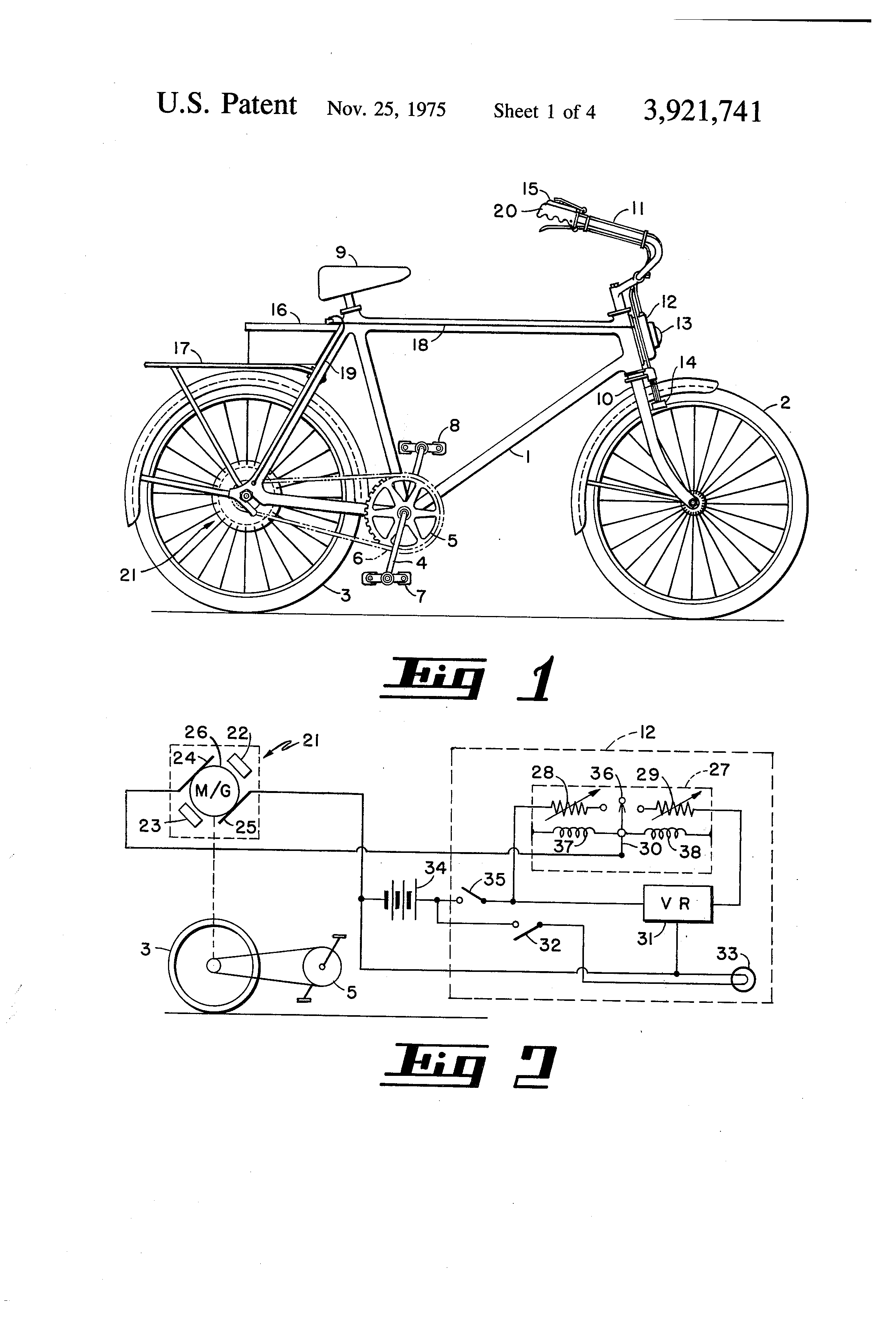 US3921741 on electric bike wiring diagram