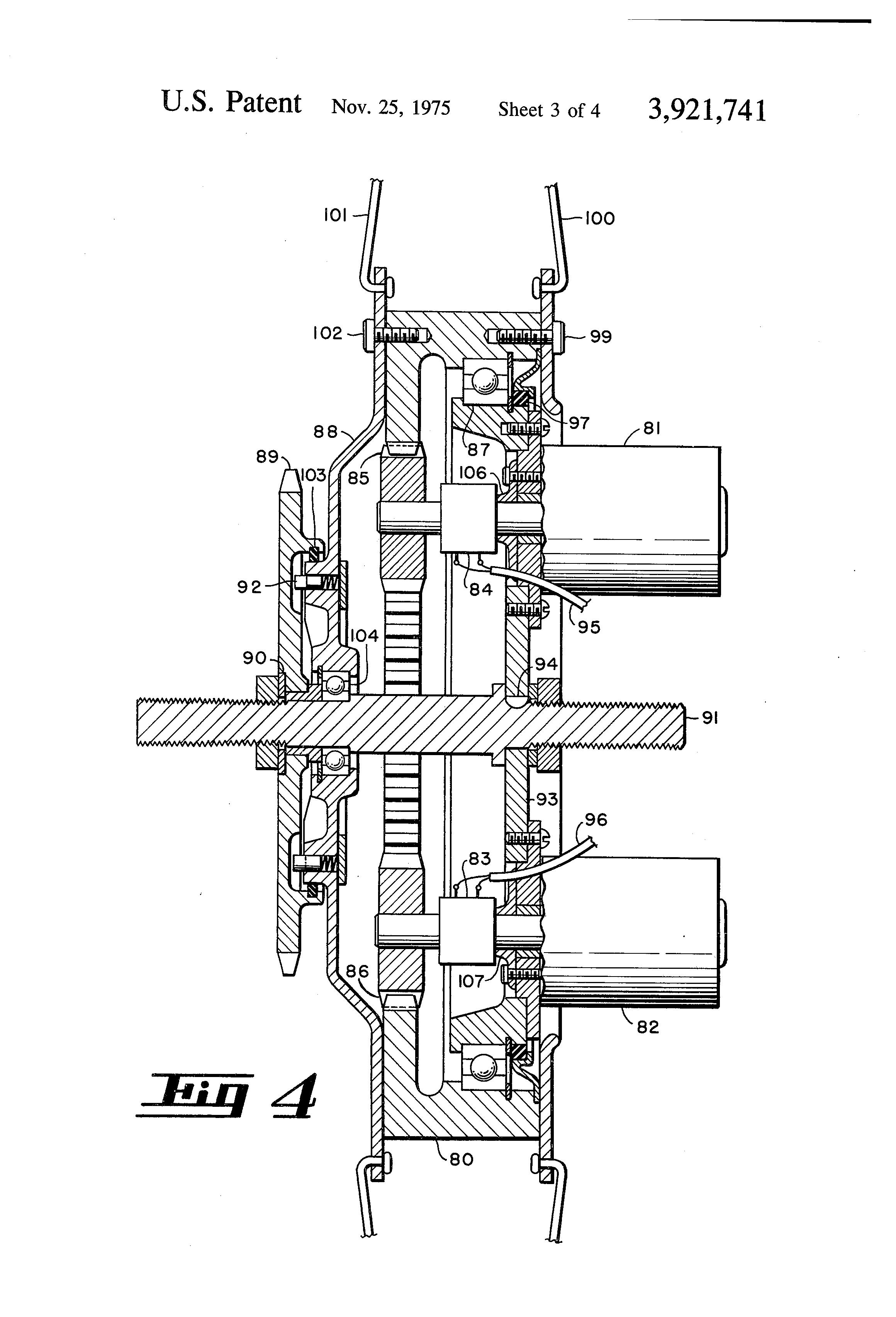 patent us3921741