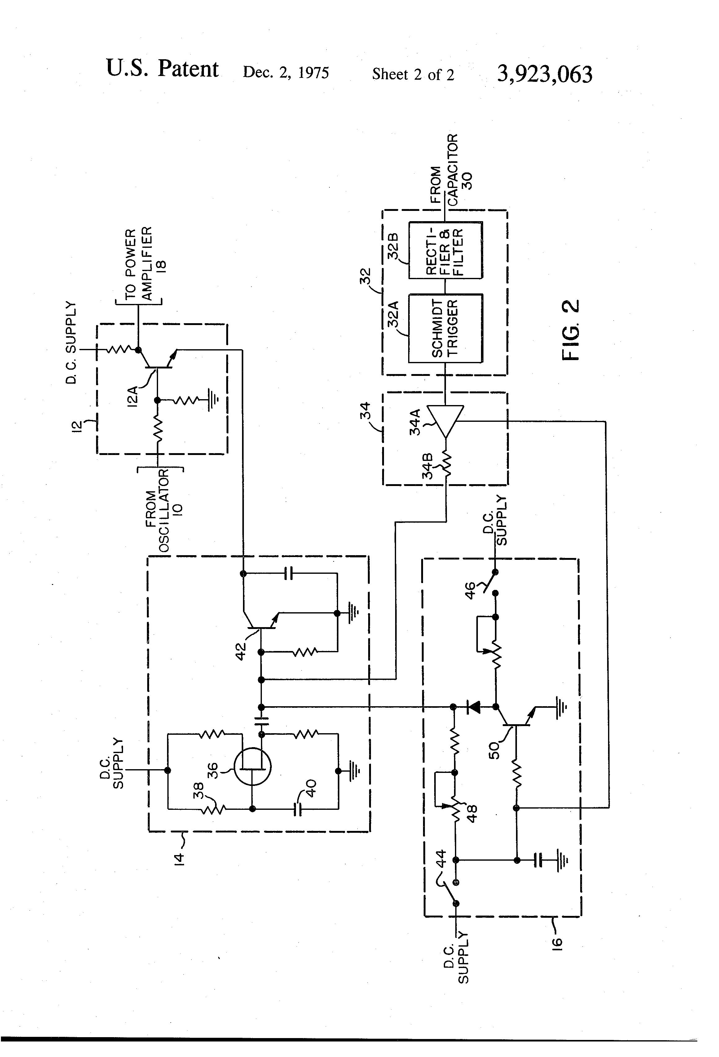 patent us3923063