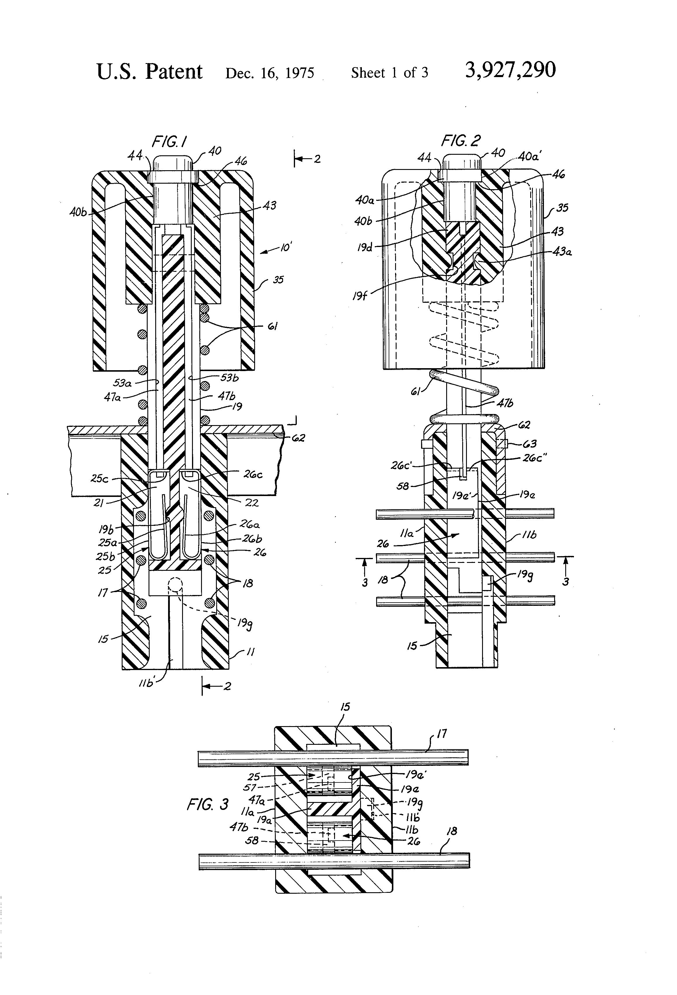 patent us3927290