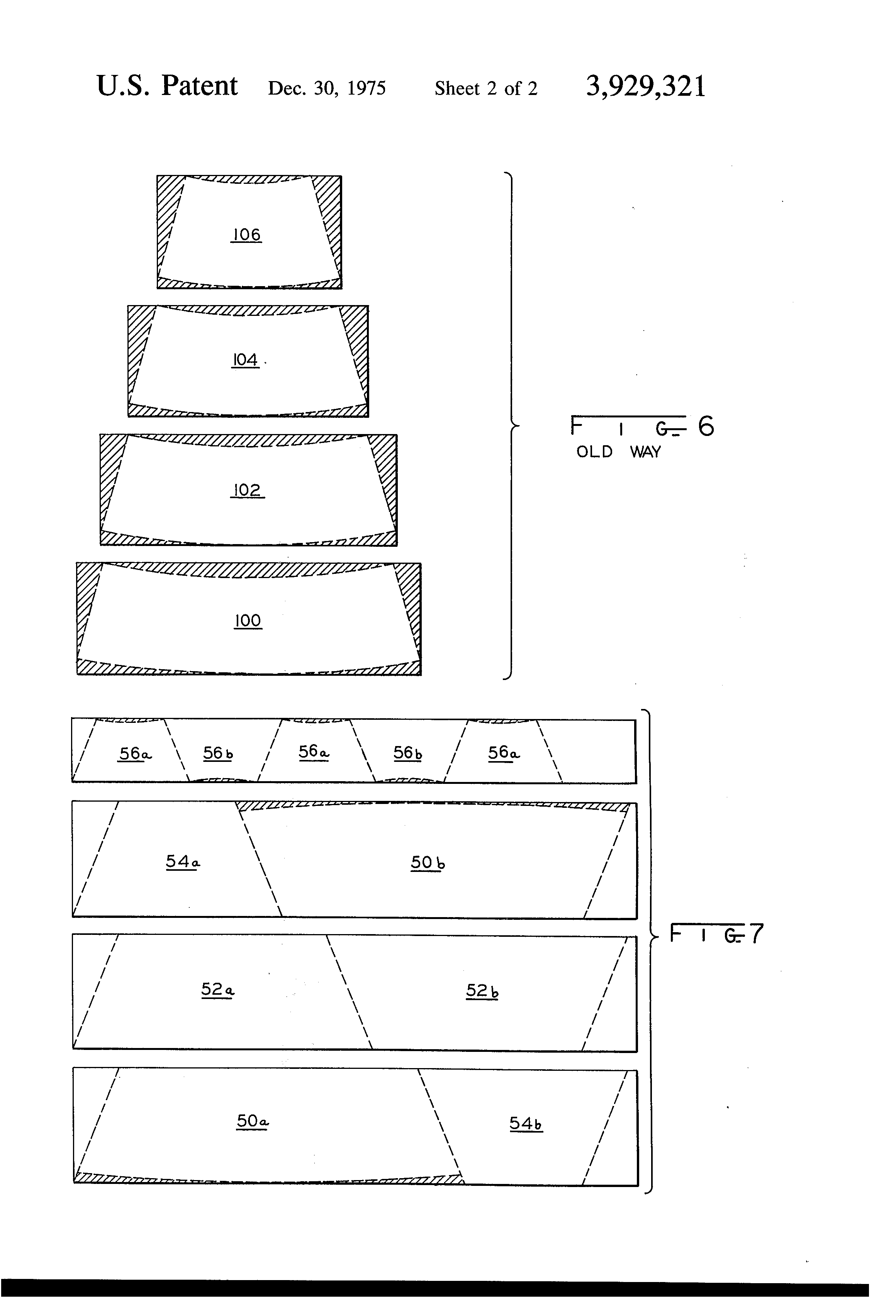 Patent Us3929321 Concrete Mixer Bowl And Method For