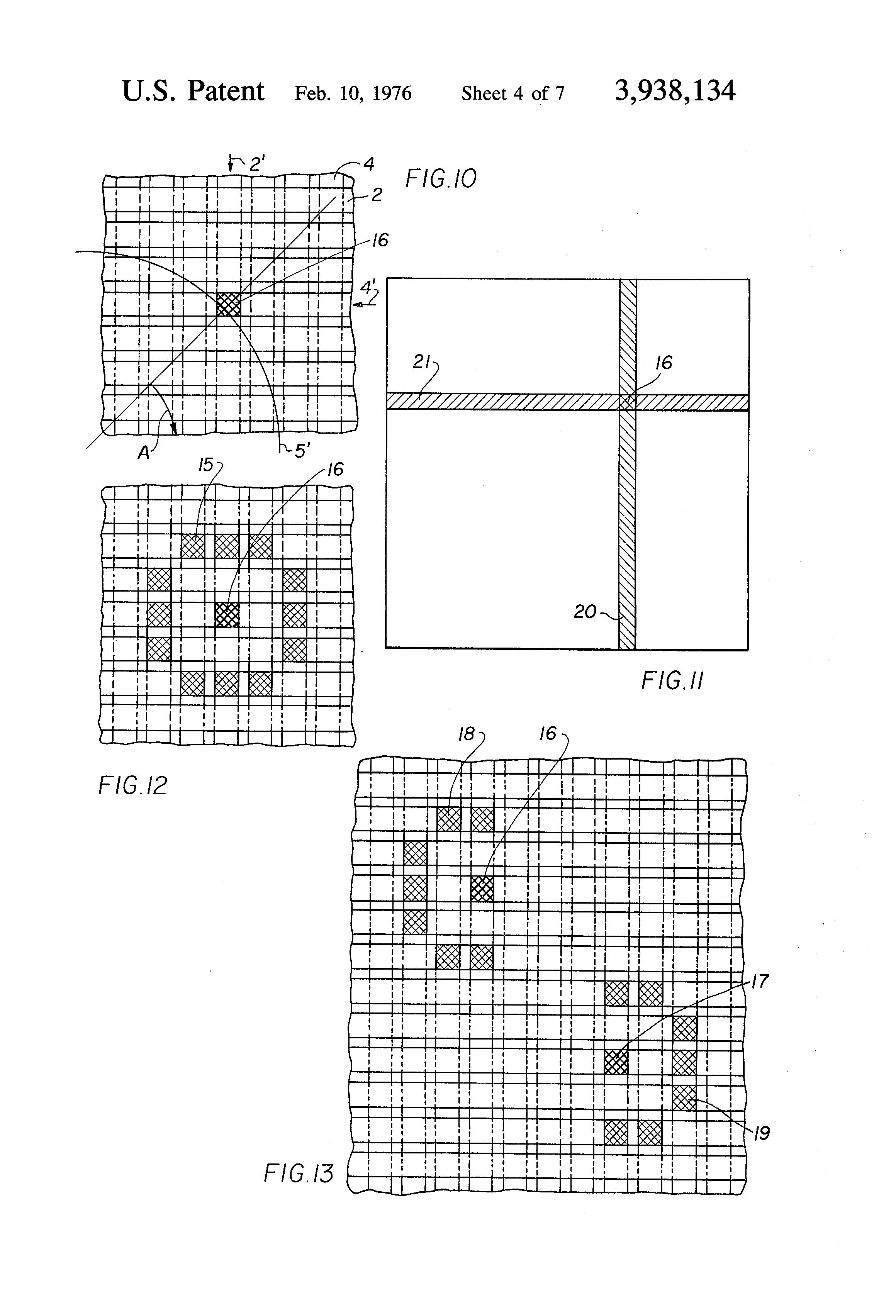 Patent Us3938134 Unbalance Vector Display Device And Process The Circuit Diagram Of Lcd Oscilloscope Is Shown On Fig1 Drawing