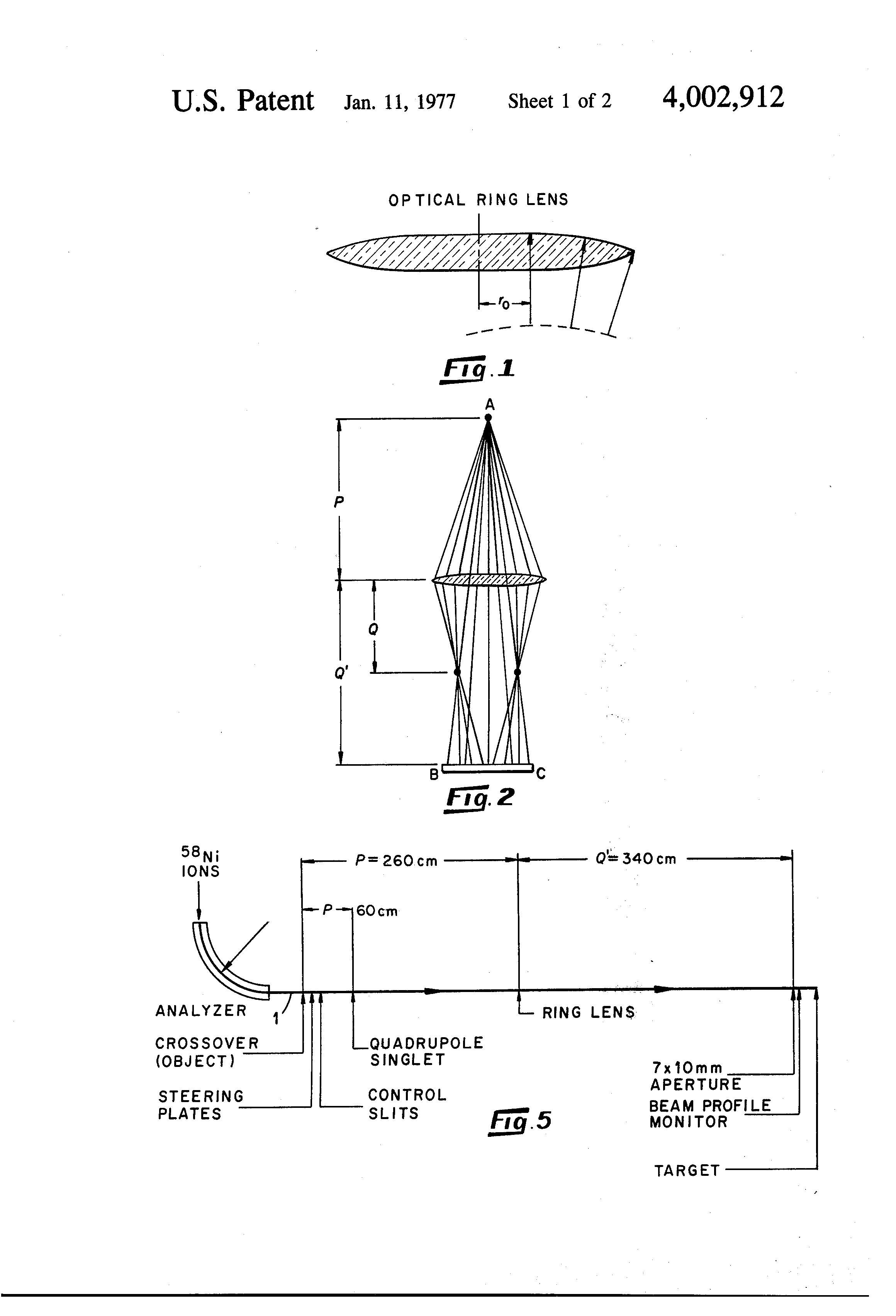 patent us4002912