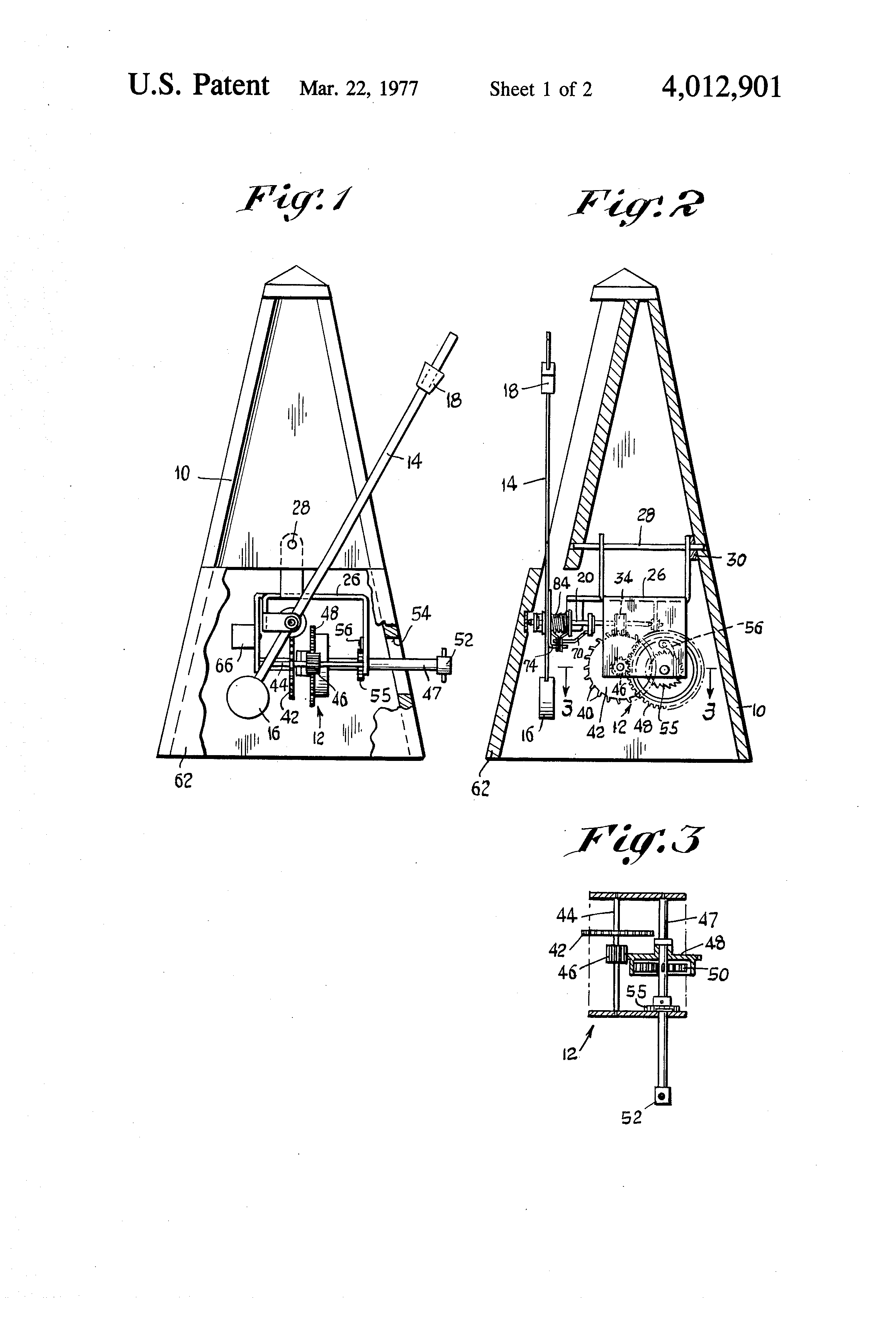 How A Metronome Works Robin Subaru Engine Diagram Mechanism Google Search M 07 Mechanical Interactive