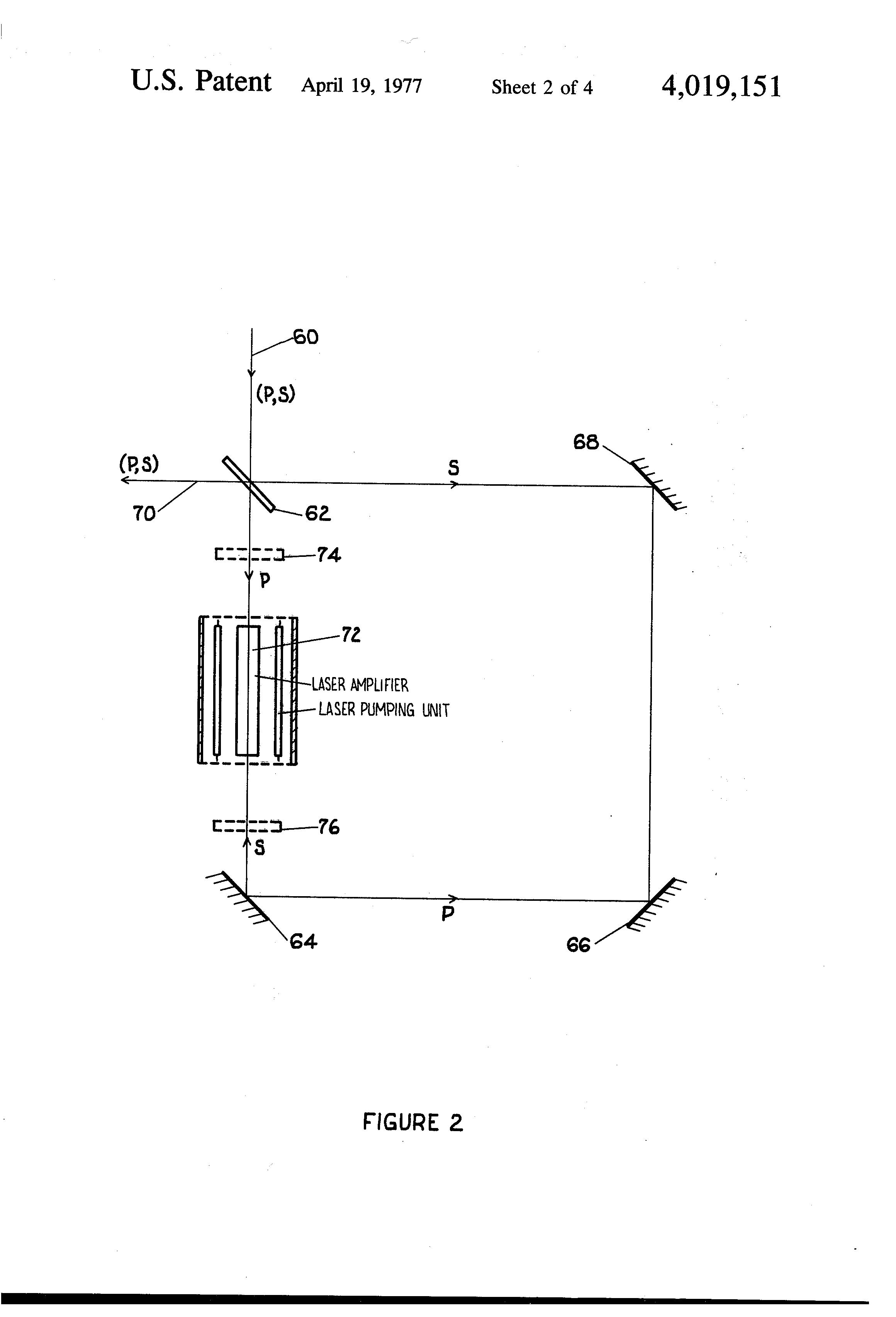 patent us4019151
