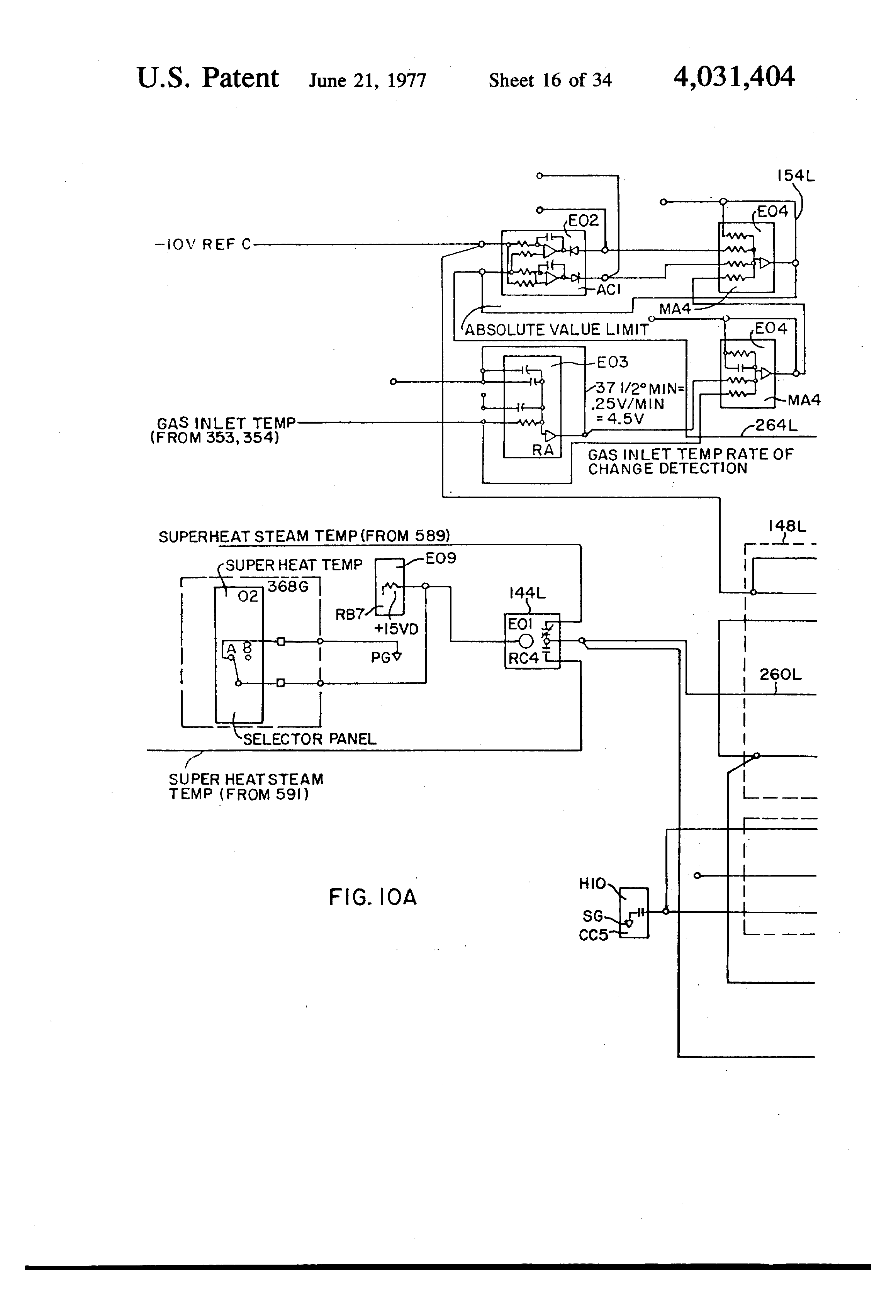 US4031404 16 cycle electric regulator wiring diagram regulator rectifier cycle electric generator wiring diagram at suagrazia.org