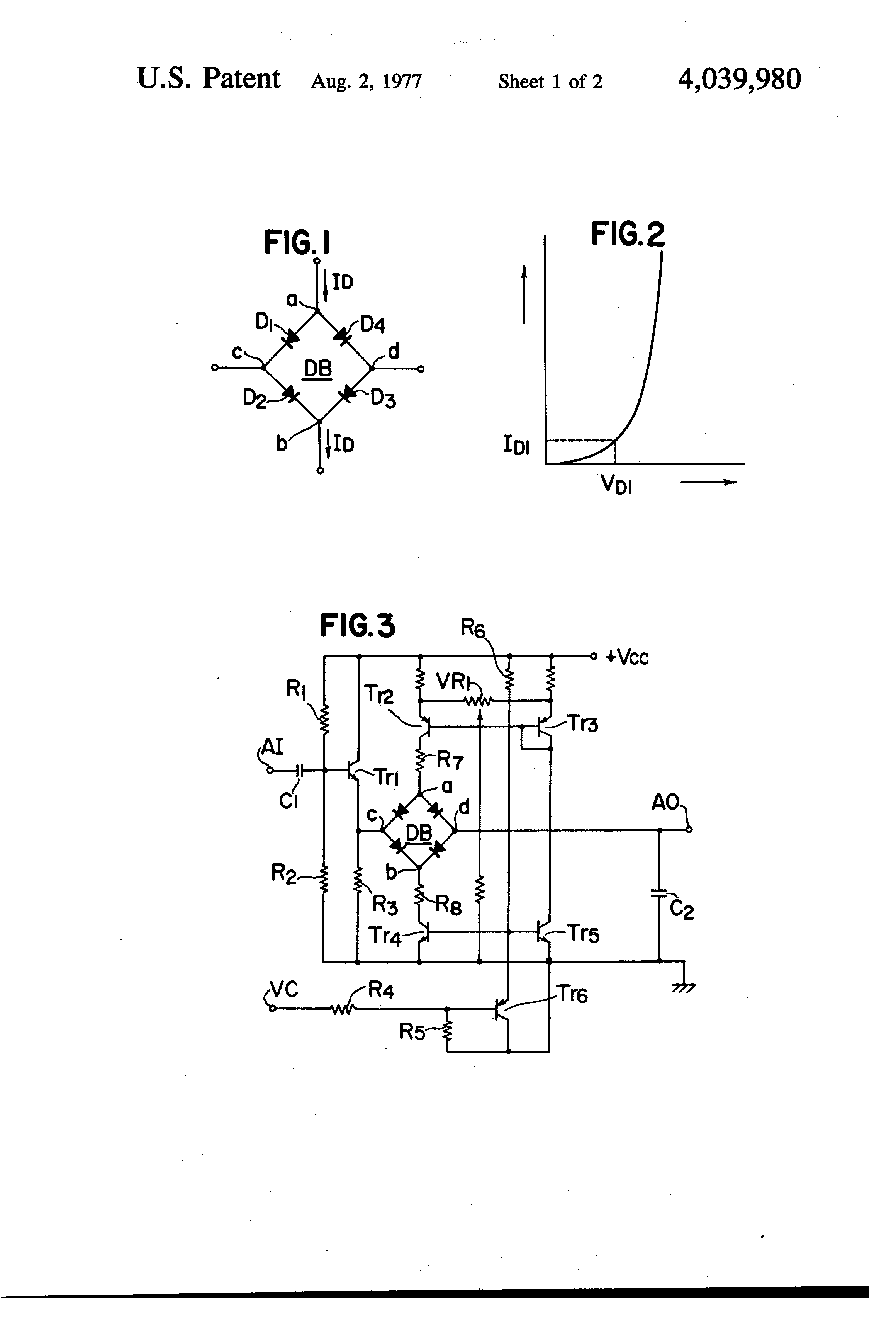 filter - Controlling the current through a Diode Bridge VCF