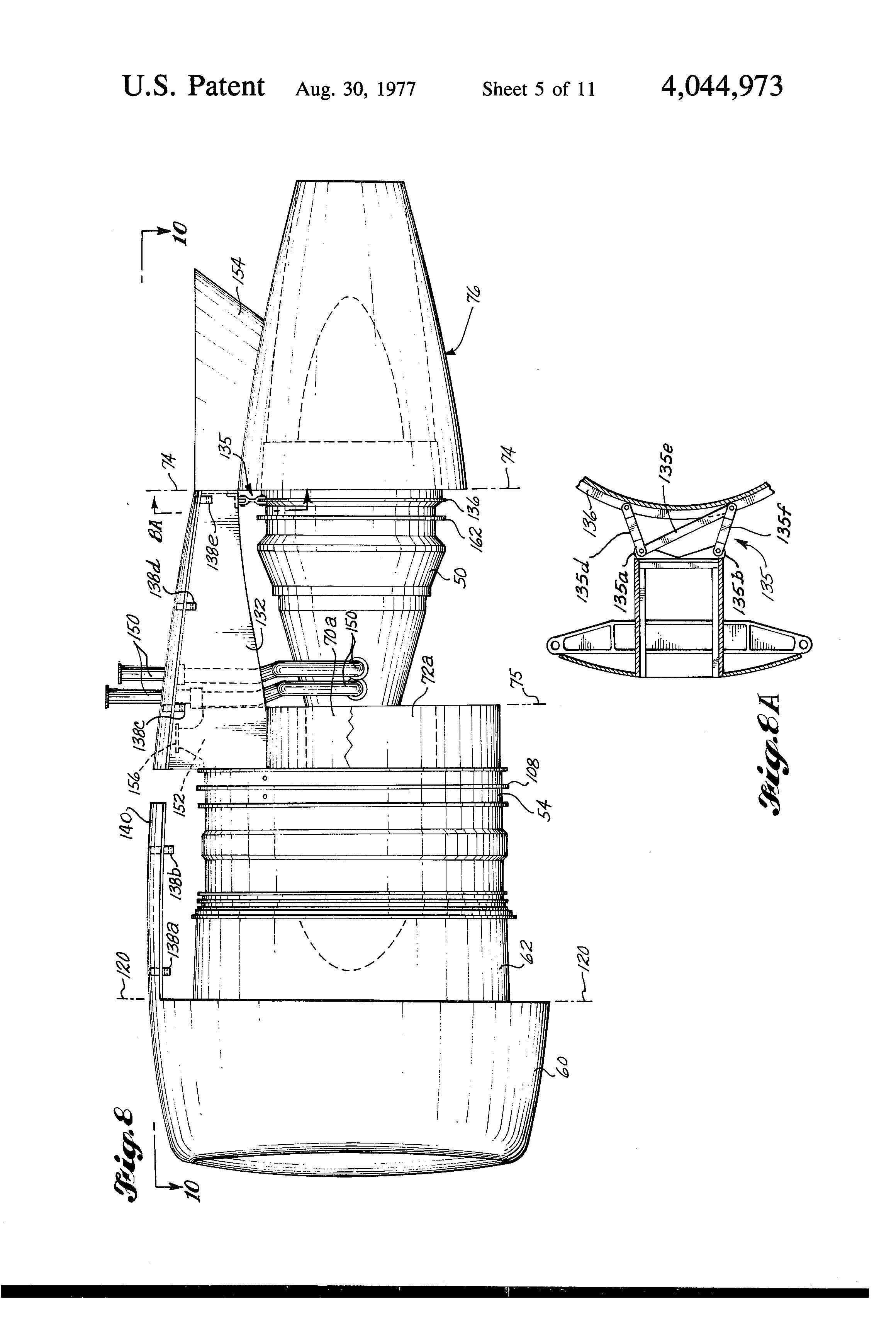 rear mounted engine turbofan fan  rear  free engine image