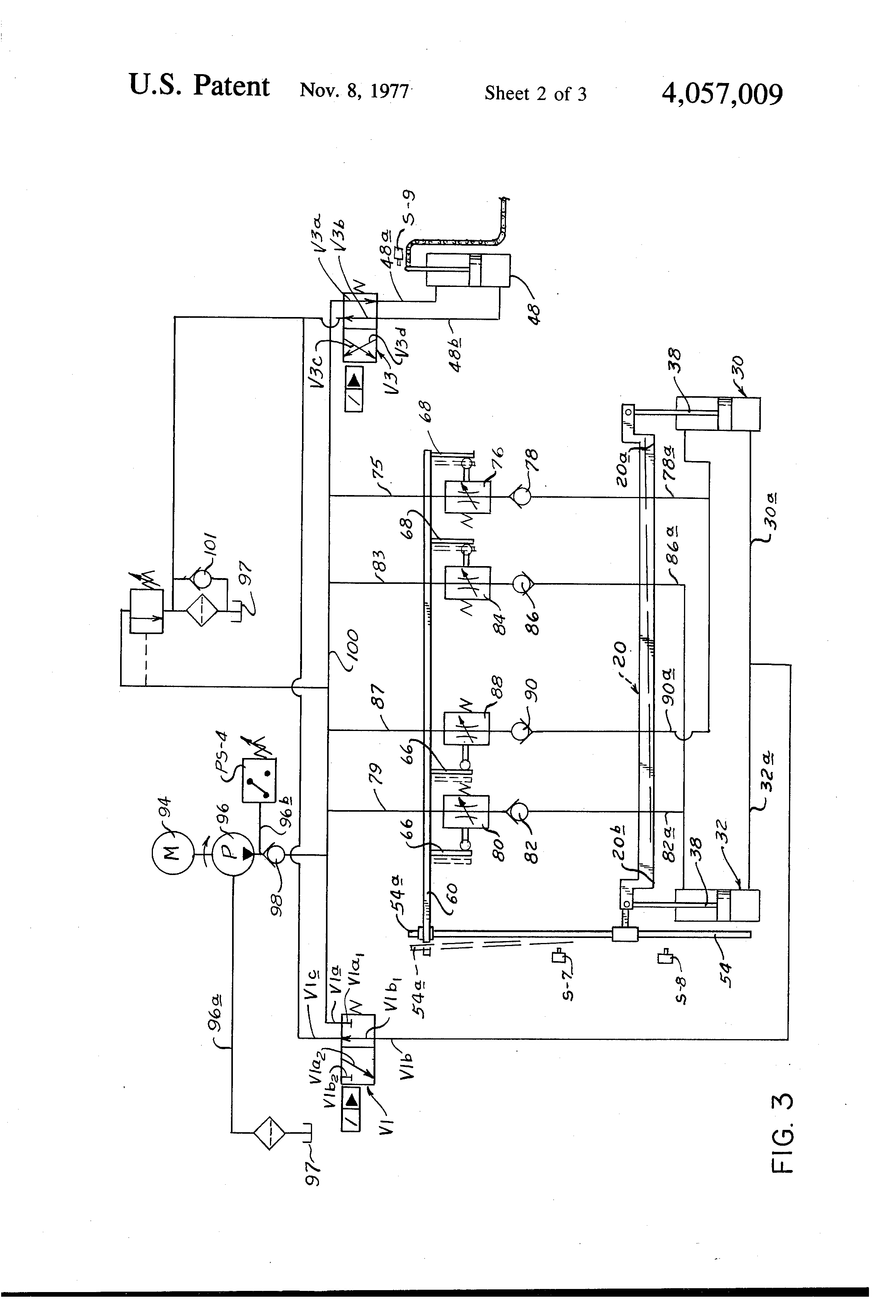 patent us downstroke baler patents patent drawing