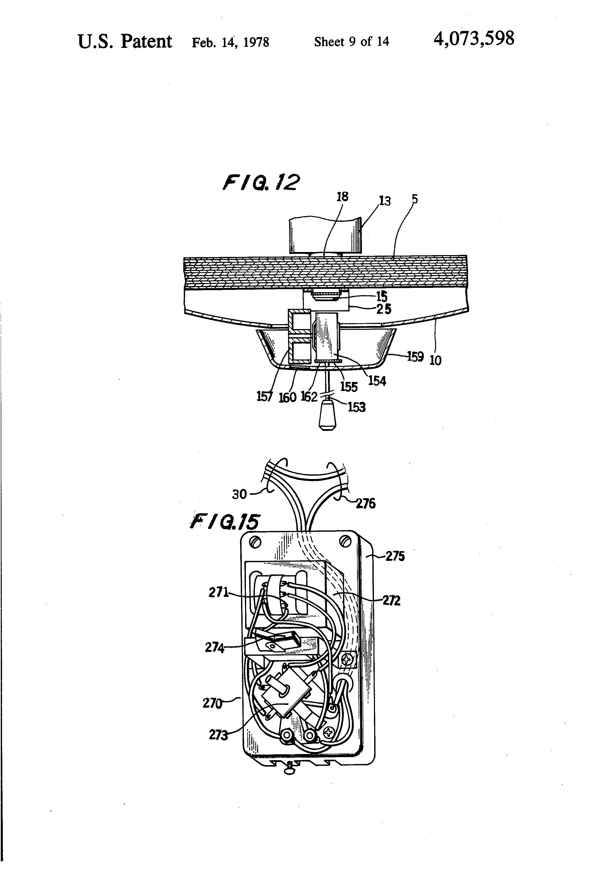 Diagram For Ceiling Fan