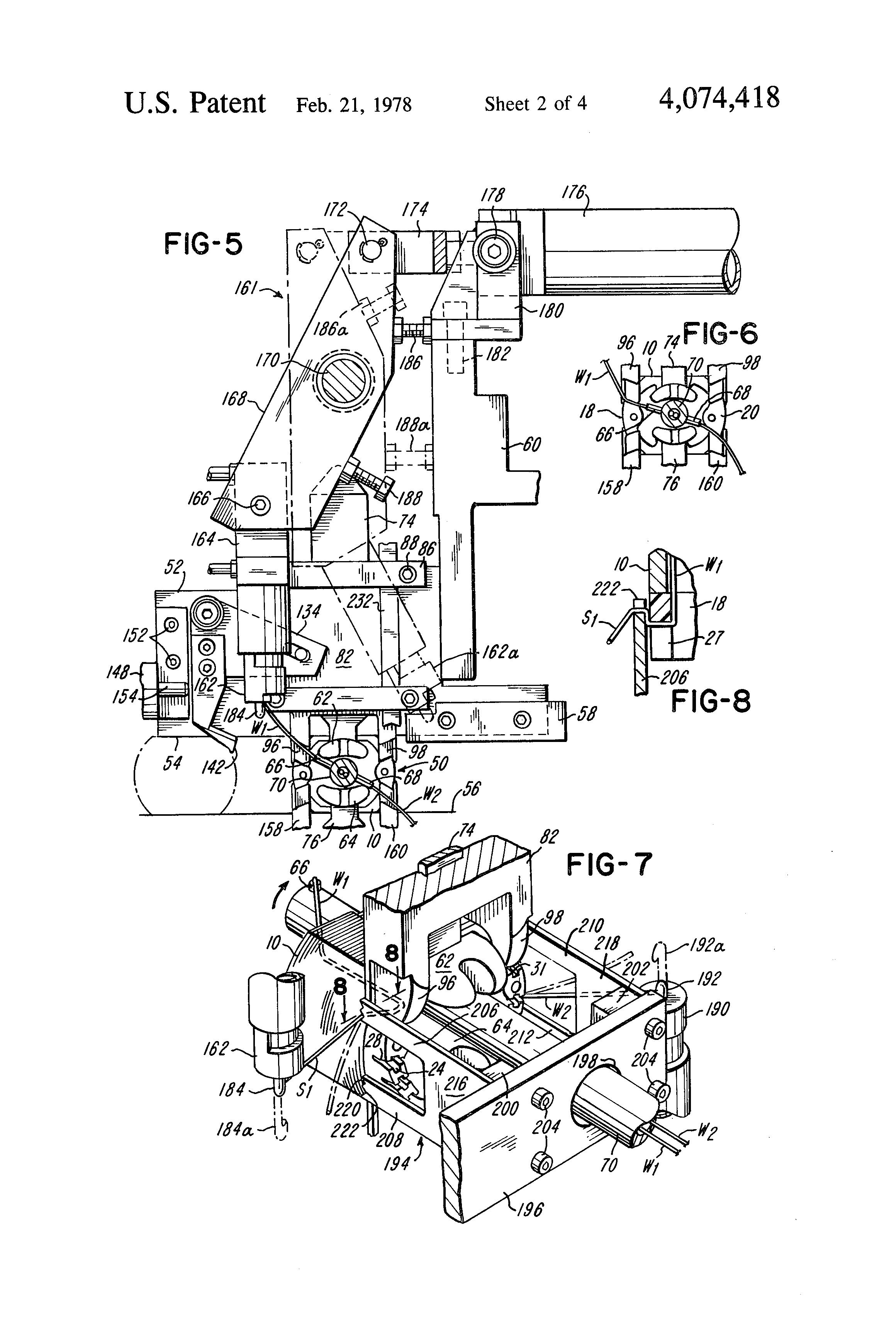 patent us4074418