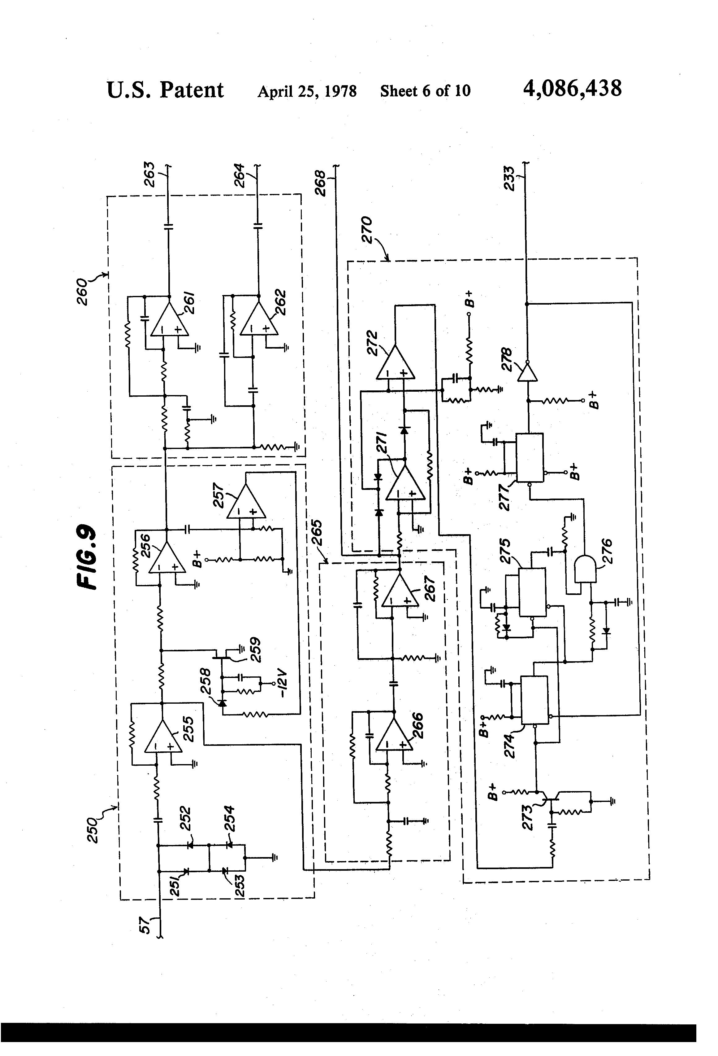 u7279 u8a31 us4086438 - automatic interconnection system