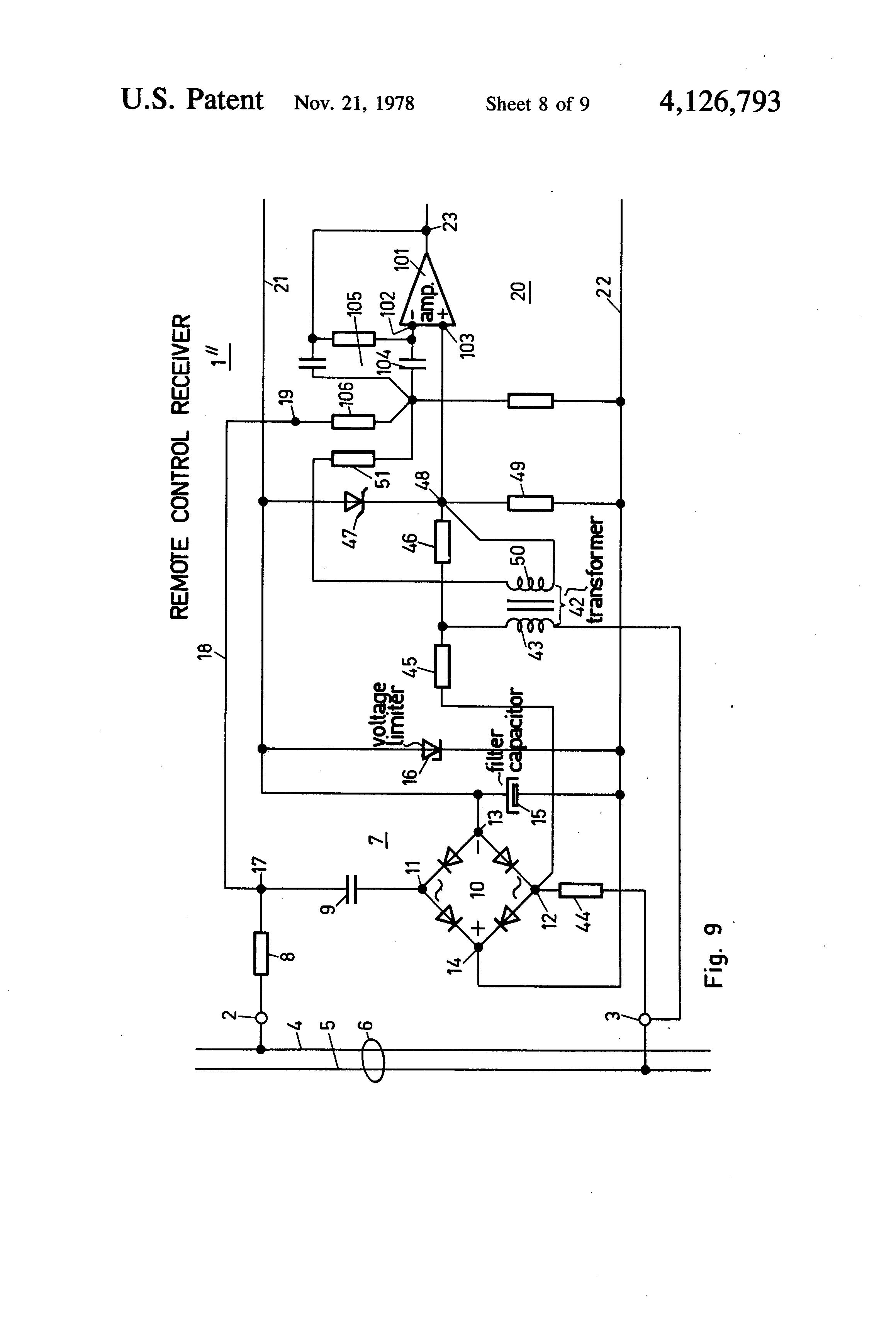 patente us4126793