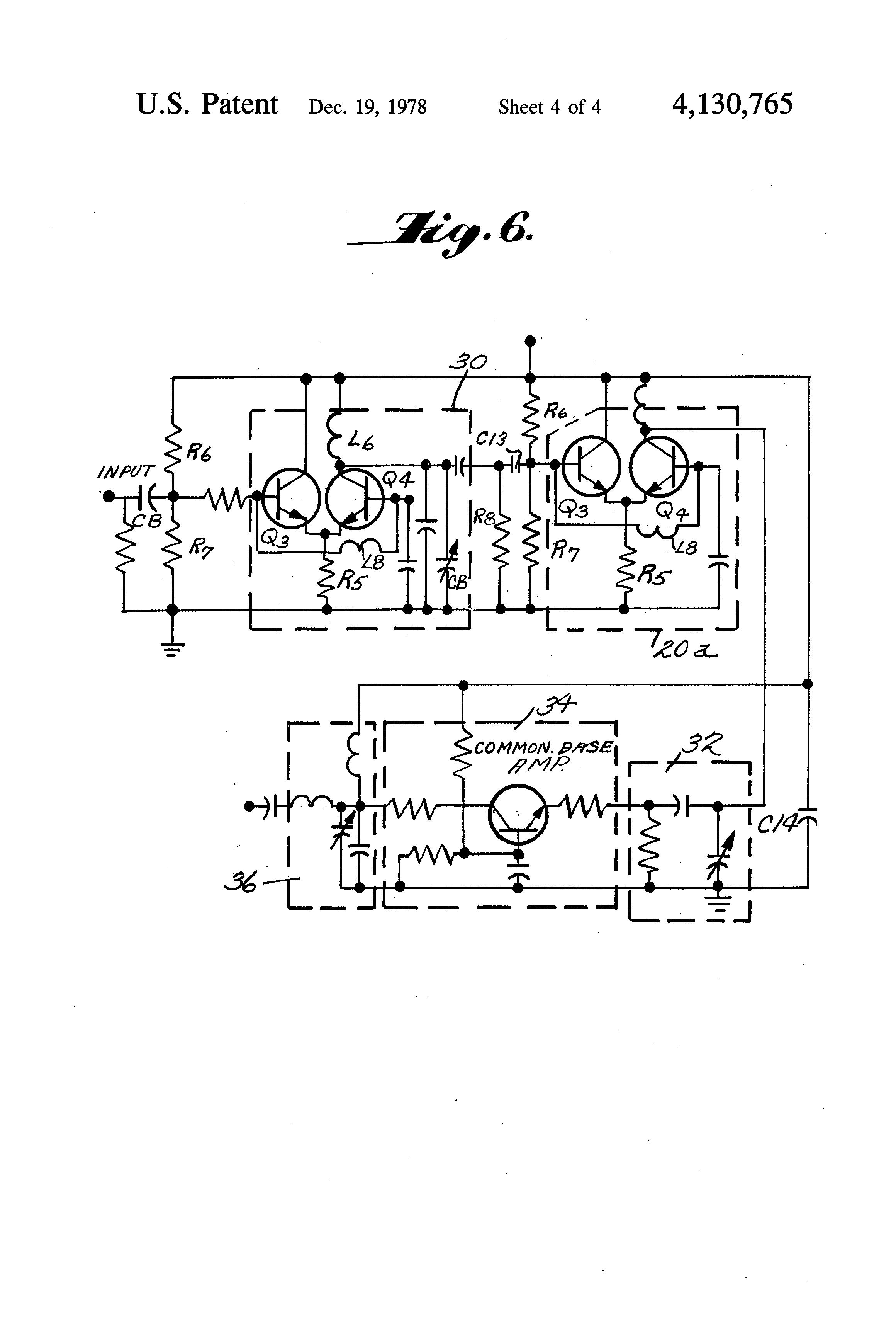 patent us4130765