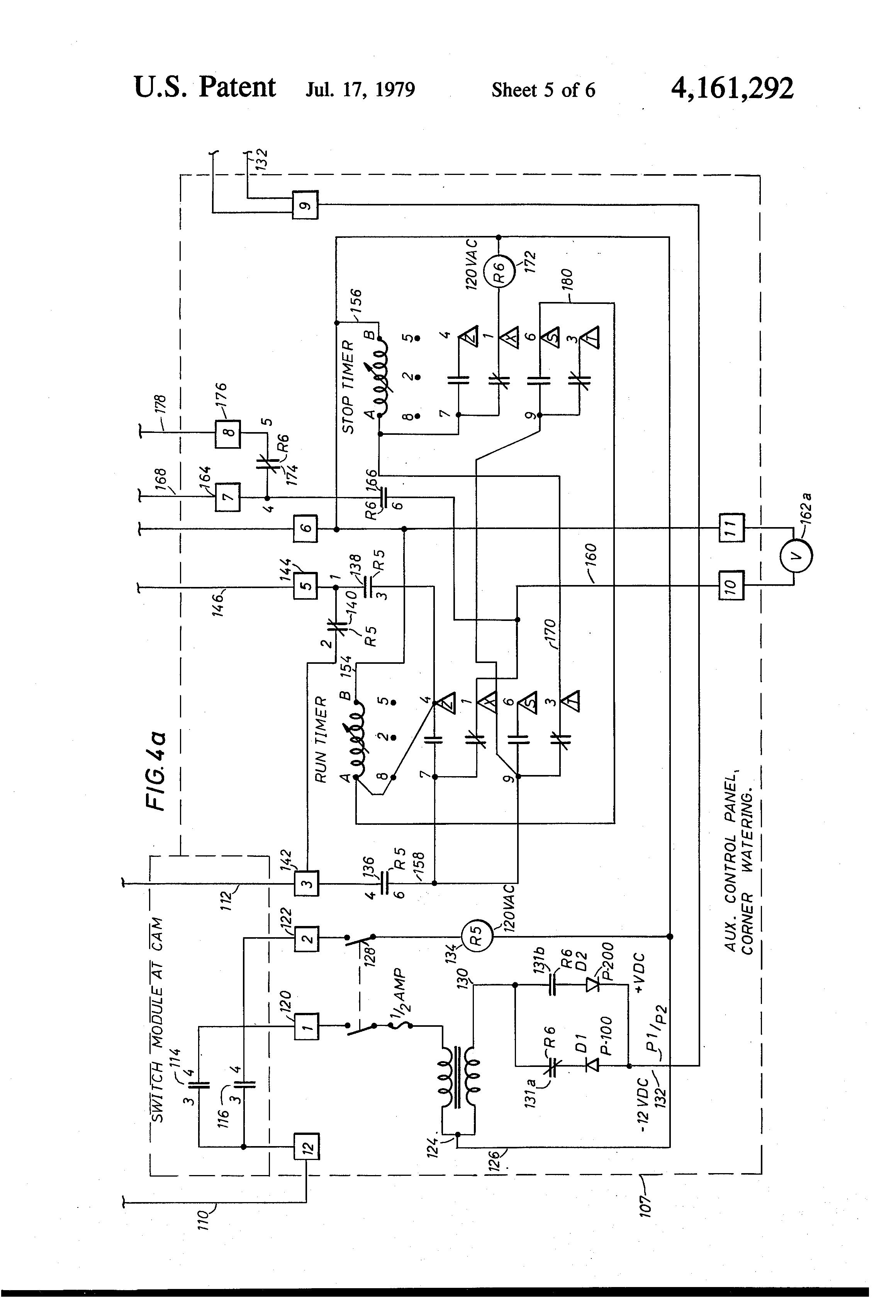 center pivot wiring diagram wiring diagrams patent us4161292 center pivot irrigation system having aratus