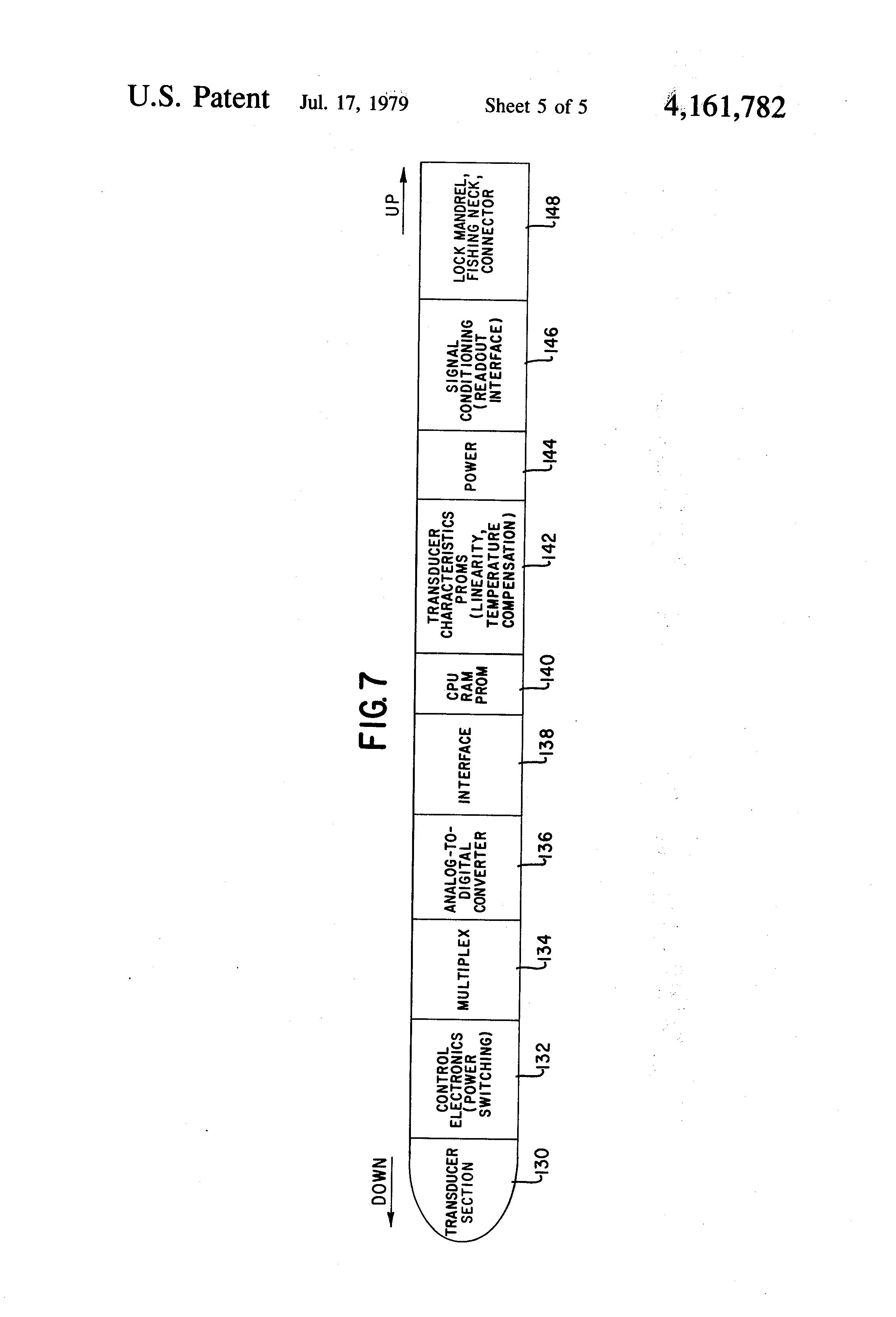 patent us4161782  temperature  time down