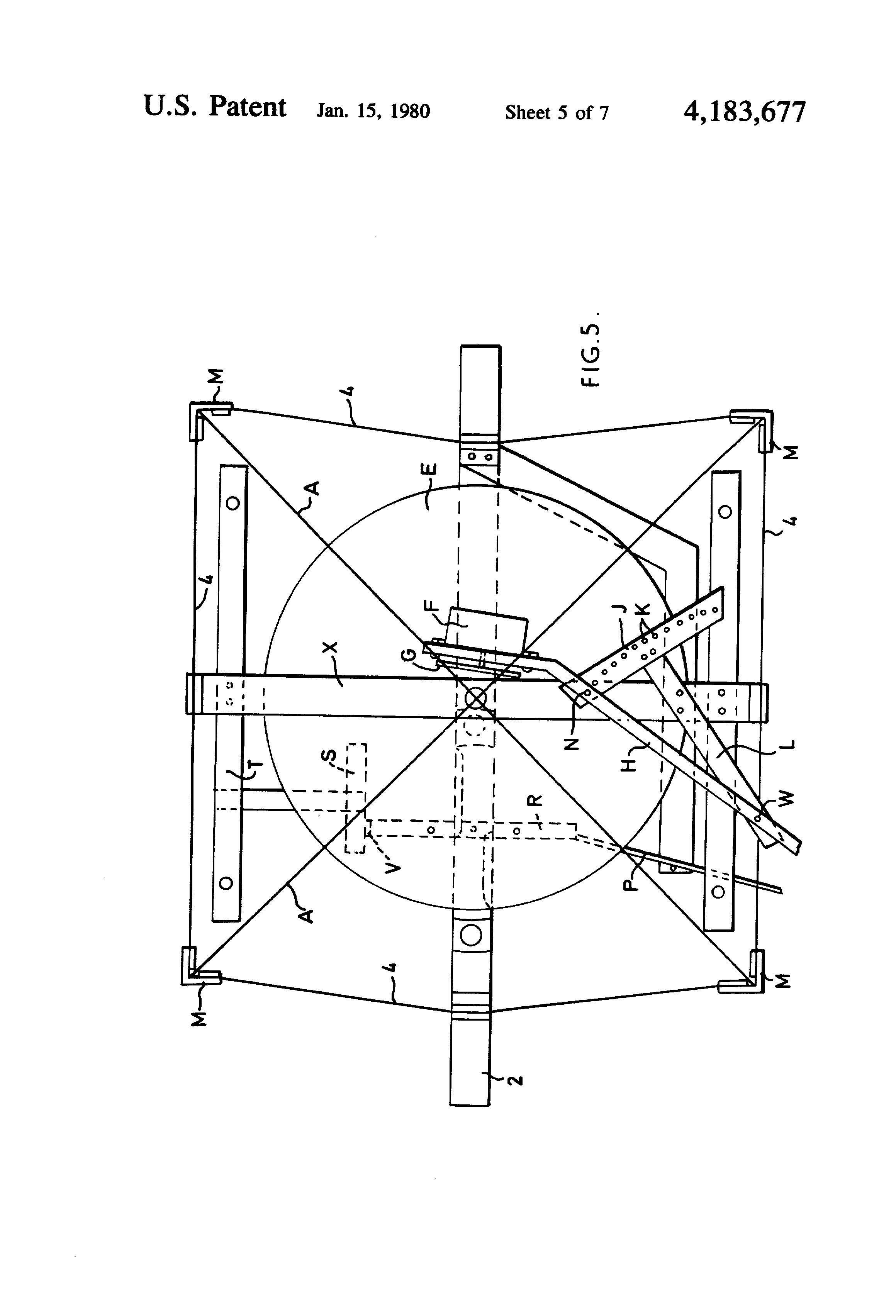 patent us mechanism for effecting orbital motion of a patent drawing
