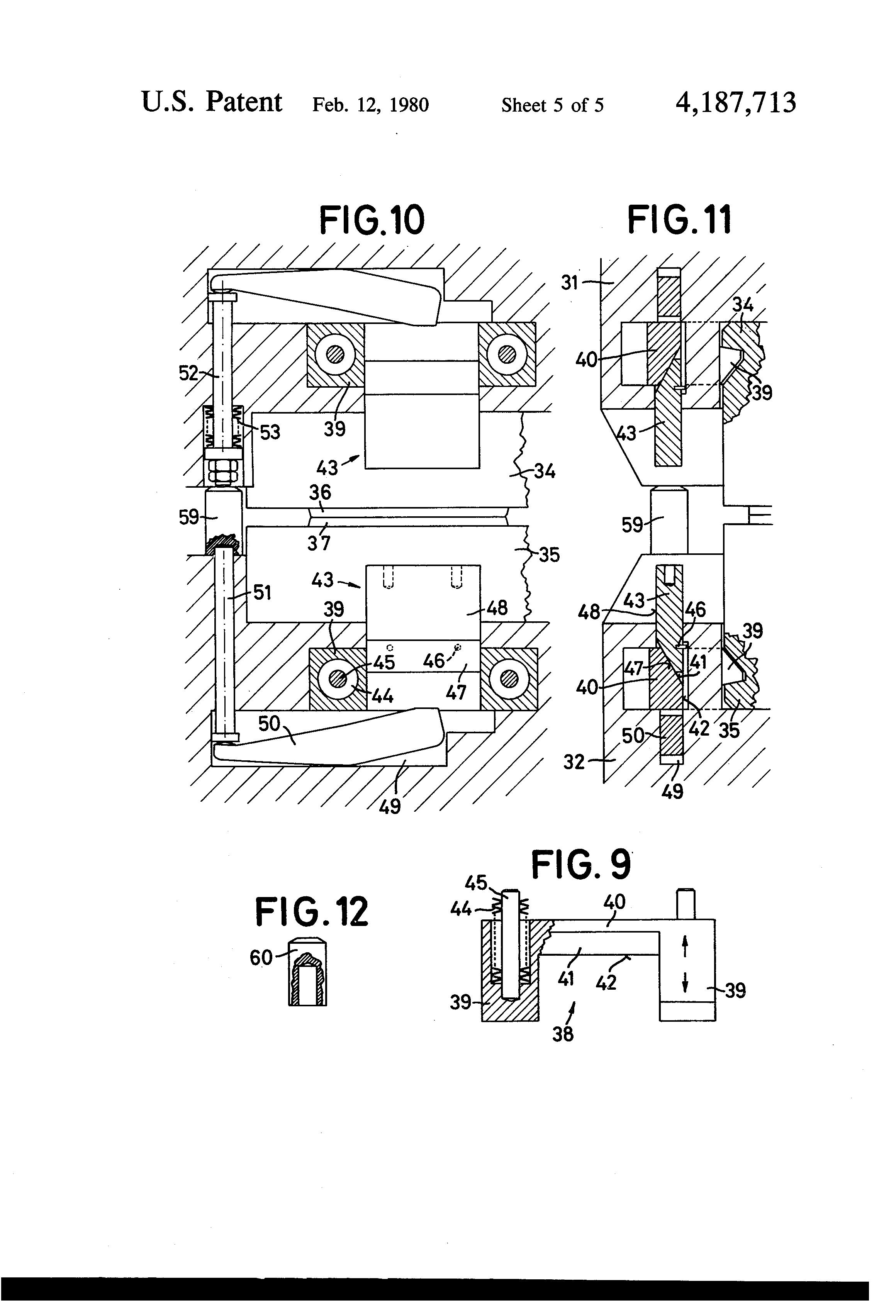 patent us4187713