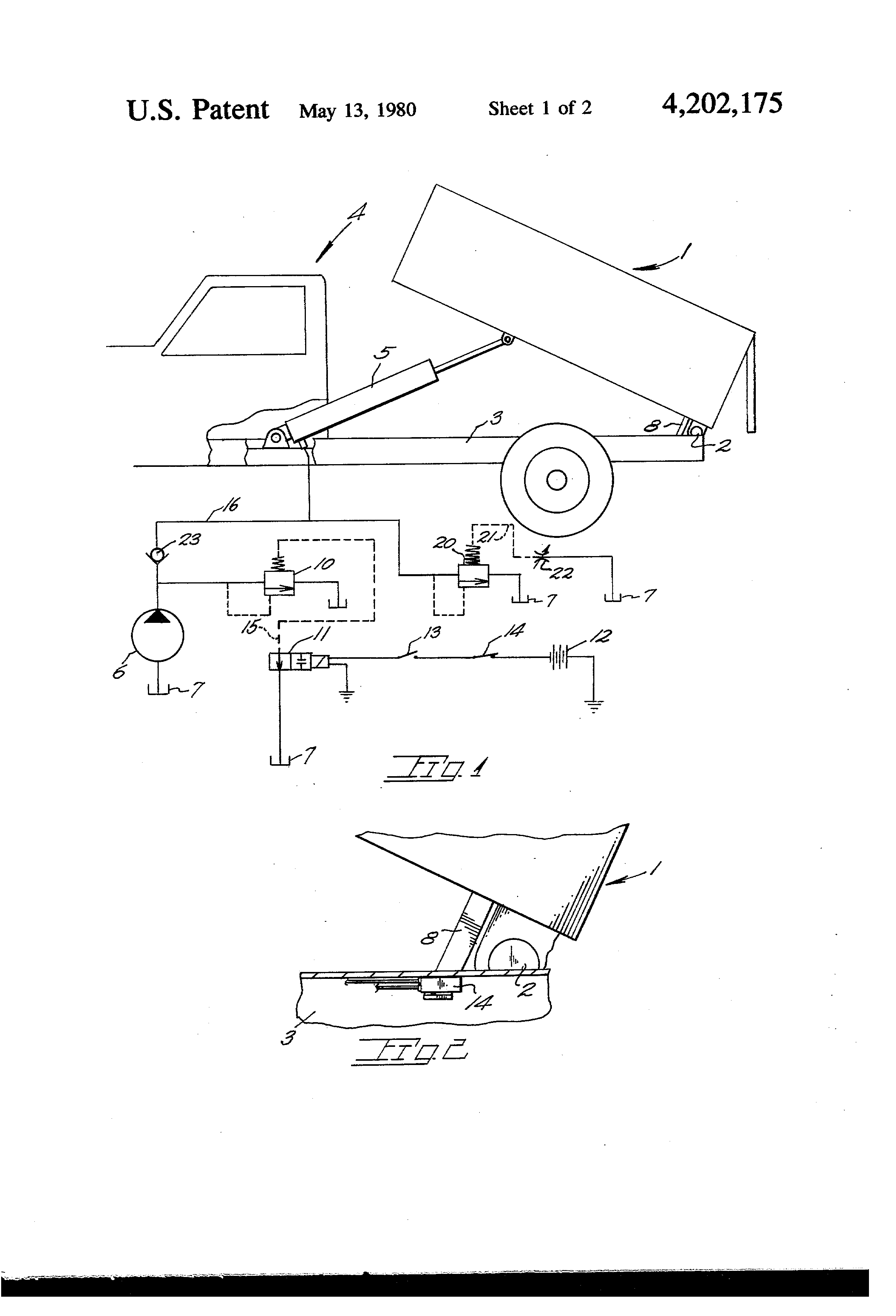 dump trailer hydraulic pump wiring diagram  parts  wiring diagram images