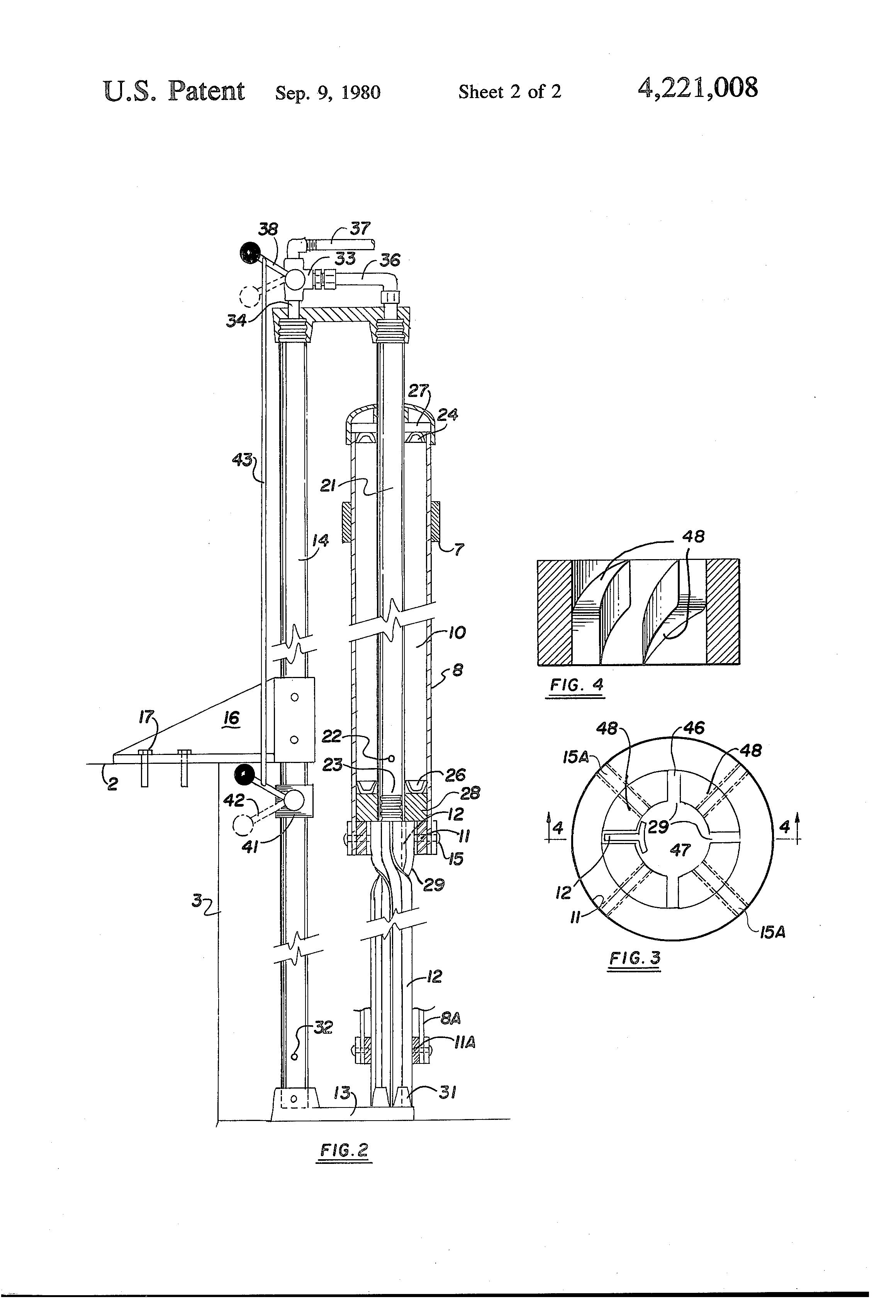 Patent Us4221008 Swimming Pool Chair Lift Google Patents