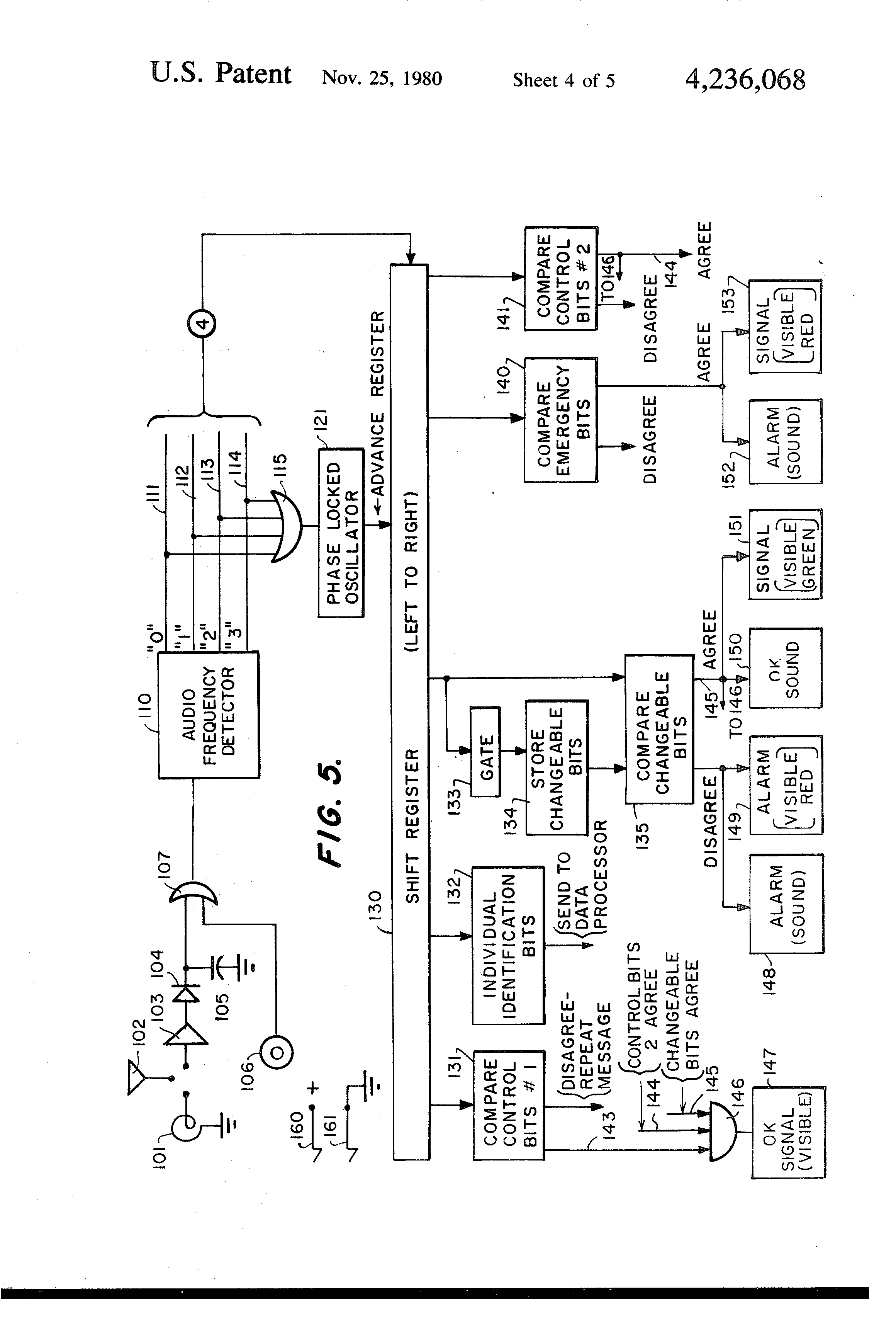 patent us4236068 - personal identification and signaling system