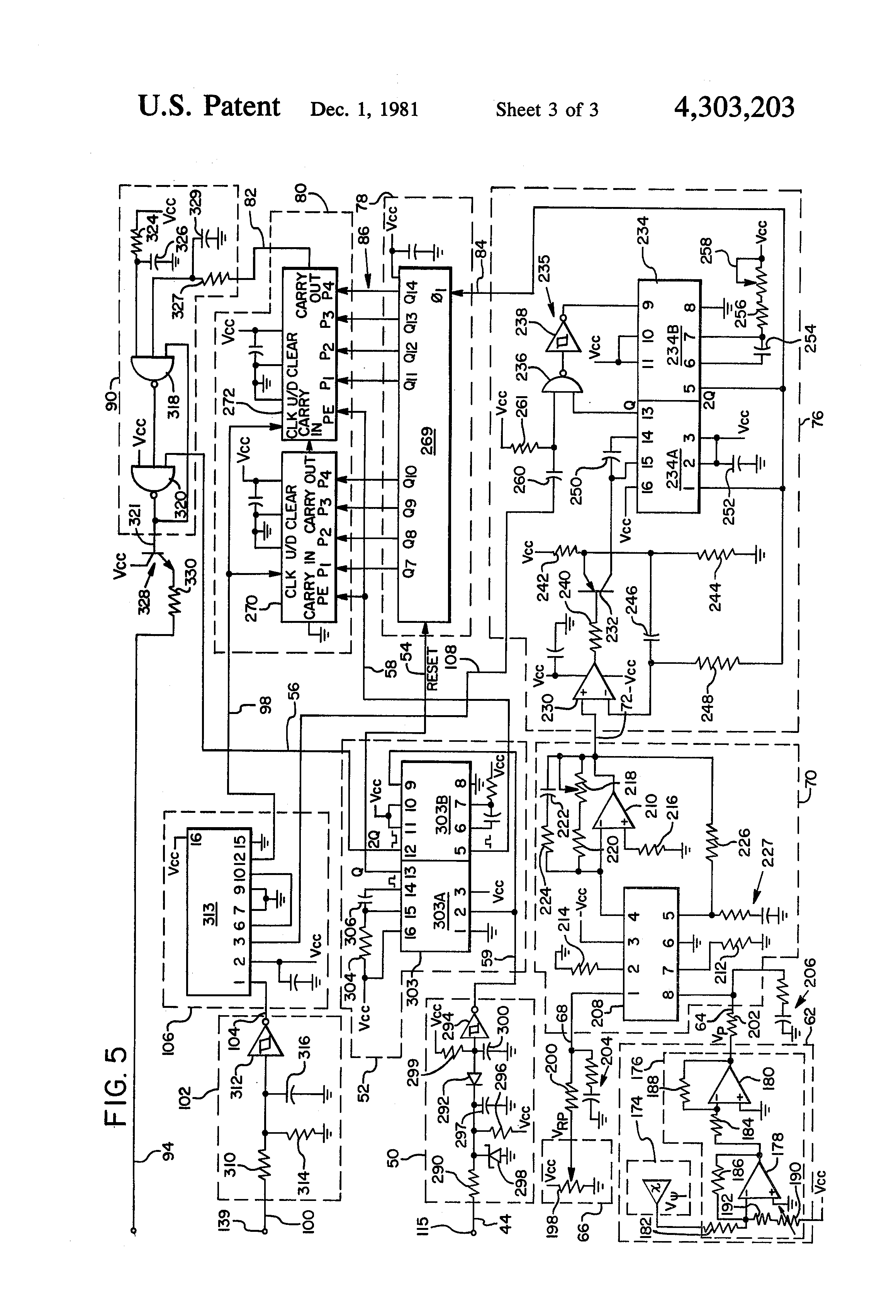 Patent Us4303203 Center Pivot Irrigation System Having A Pressure Wiring Diagram Drawing